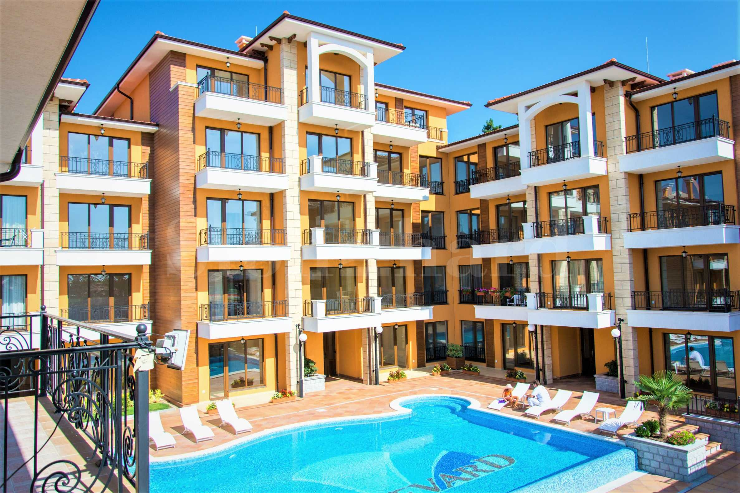 First-rate complex with new turnkey apartments near the beach of Sunny Beach2 - Stonehard