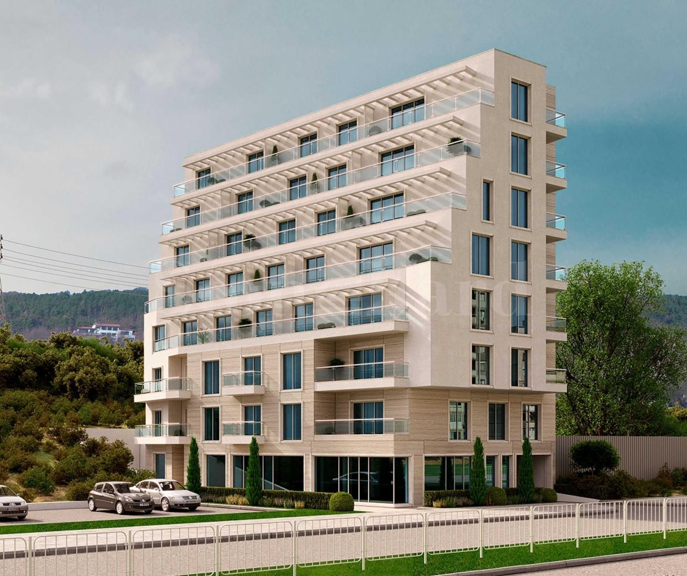Сграда с иновативна и модерна визия в кв. Левски1 - Stonehard