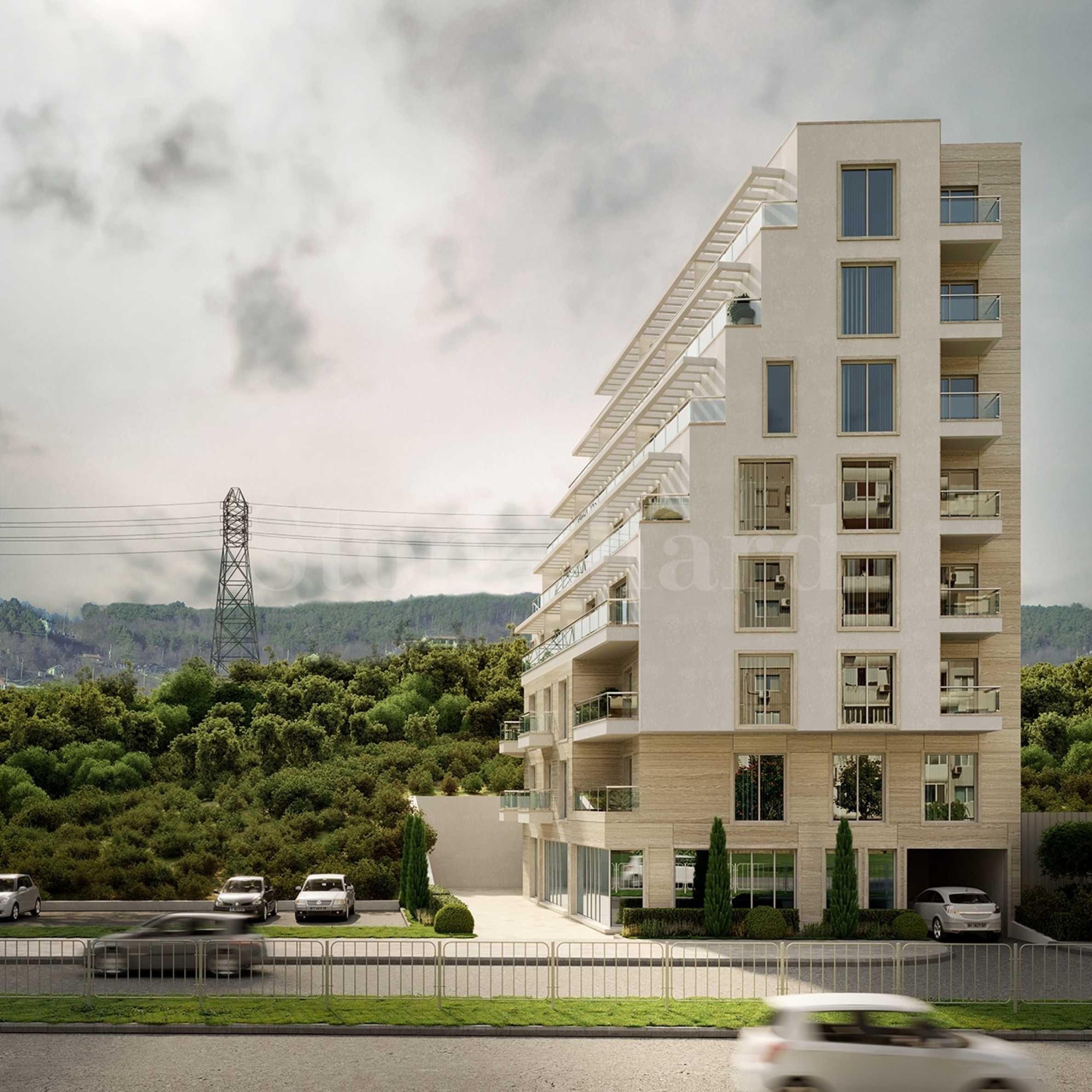 Сграда с иновативна и модерна визия в кв. Левски2 - Stonehard
