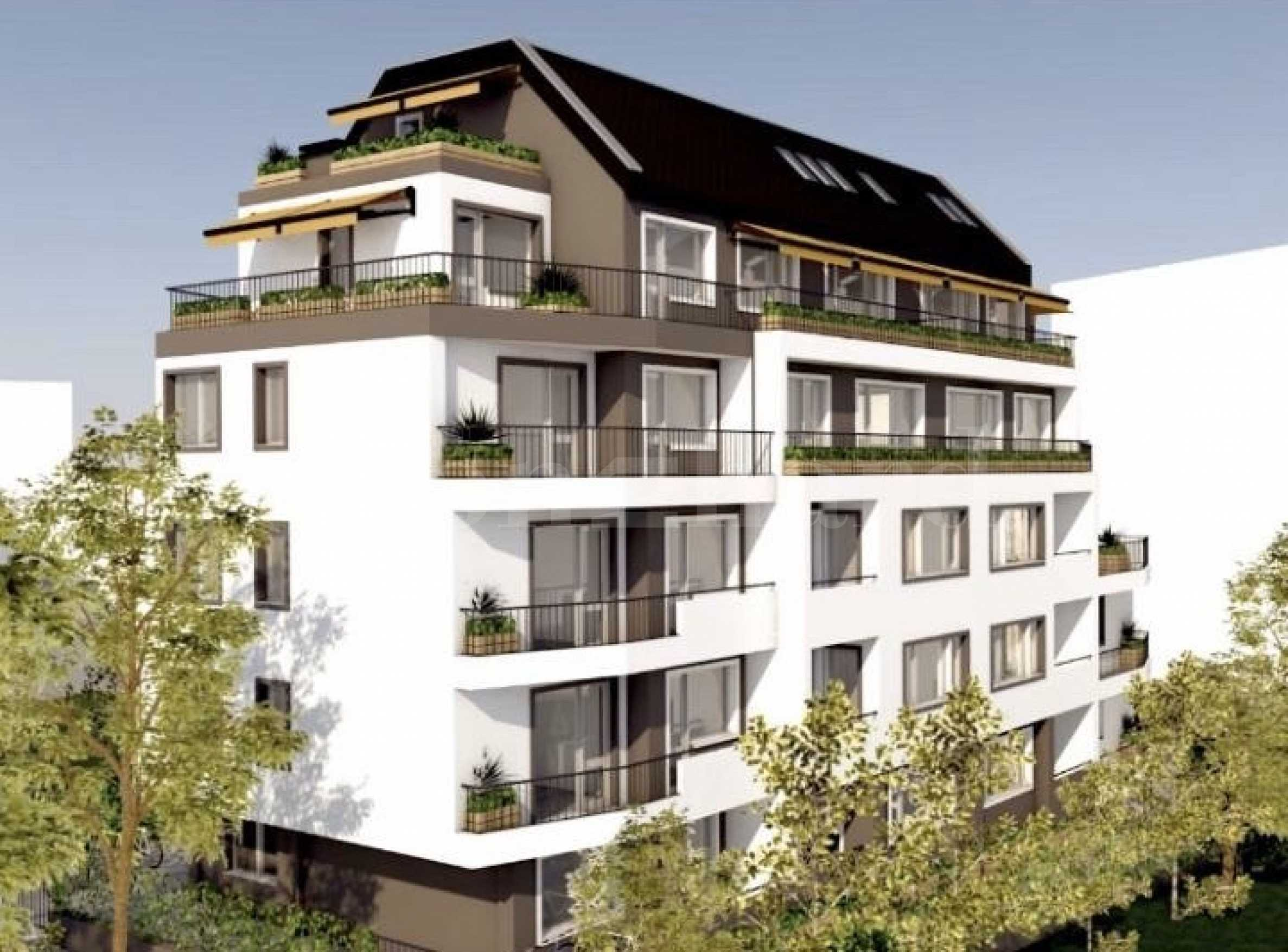 New residential building in Lazur district, next to the Sea Garden1 - Stonehard