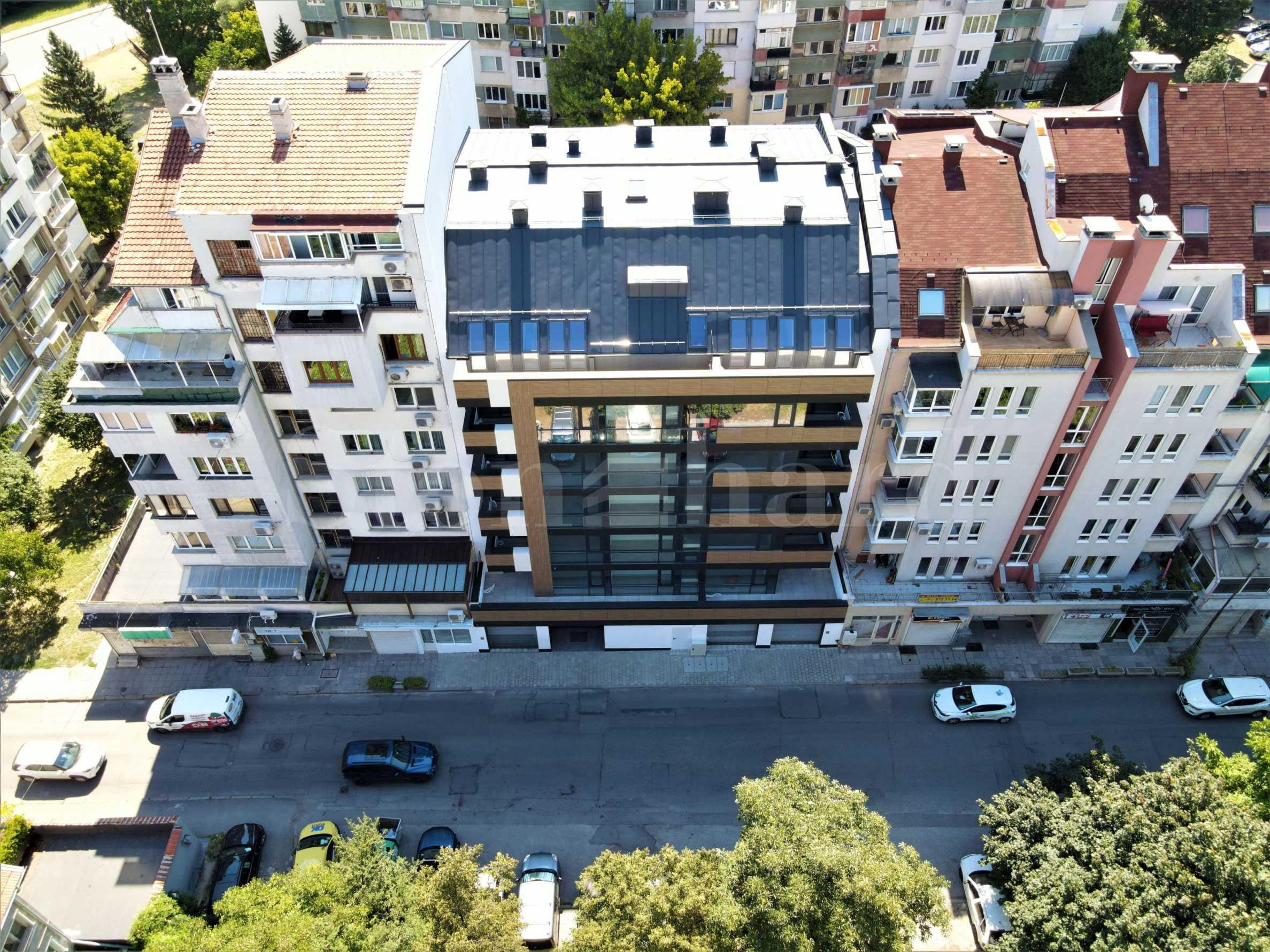Луксозна жилищна сграда от ТАСКОВ & СТОЯНОВ2 - Stonehard