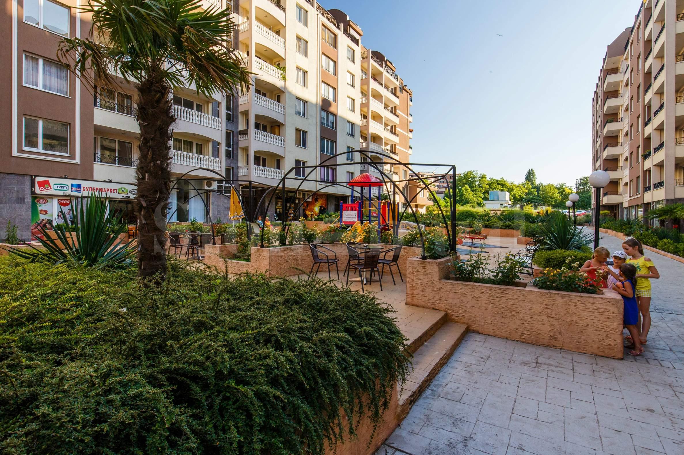 VIP complex Pearl in Bourgas 1 - Stonehard