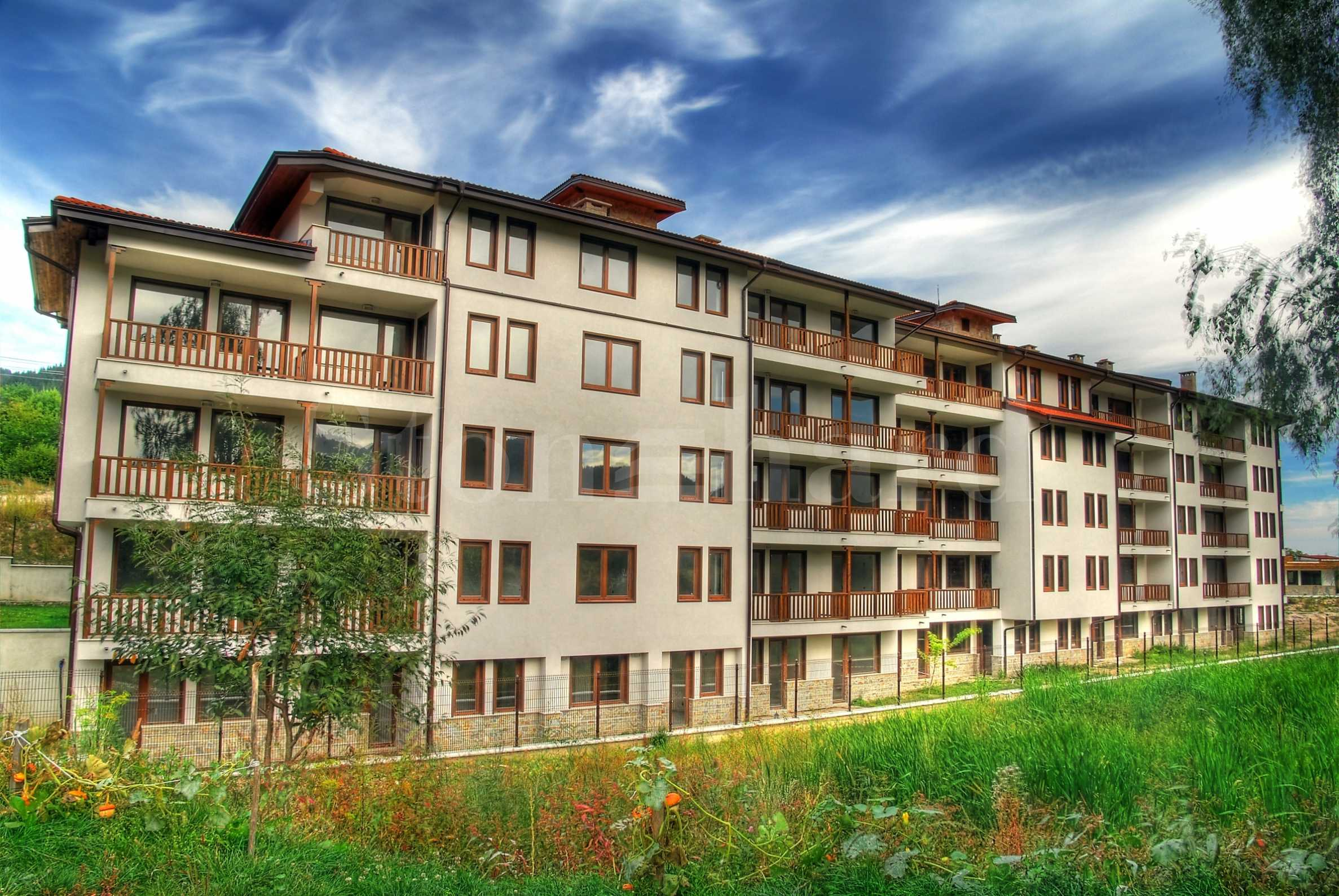 Apartment in Pamporovo2 - Stonehard