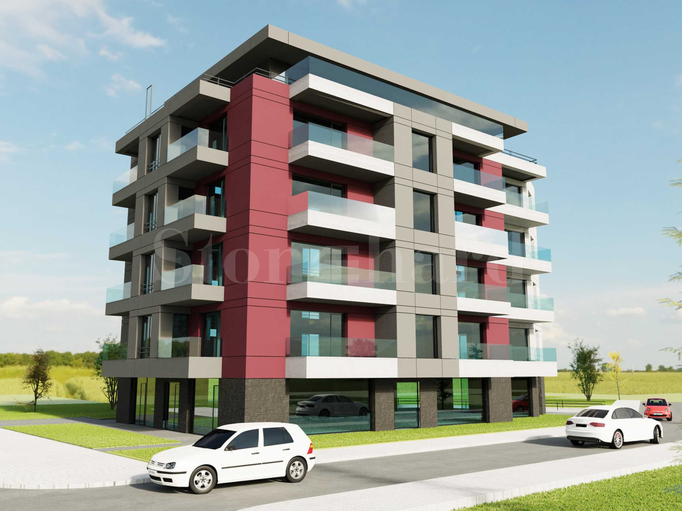 Limited number of apartments in a new building in Ovcha Kupel2 - Stonehard