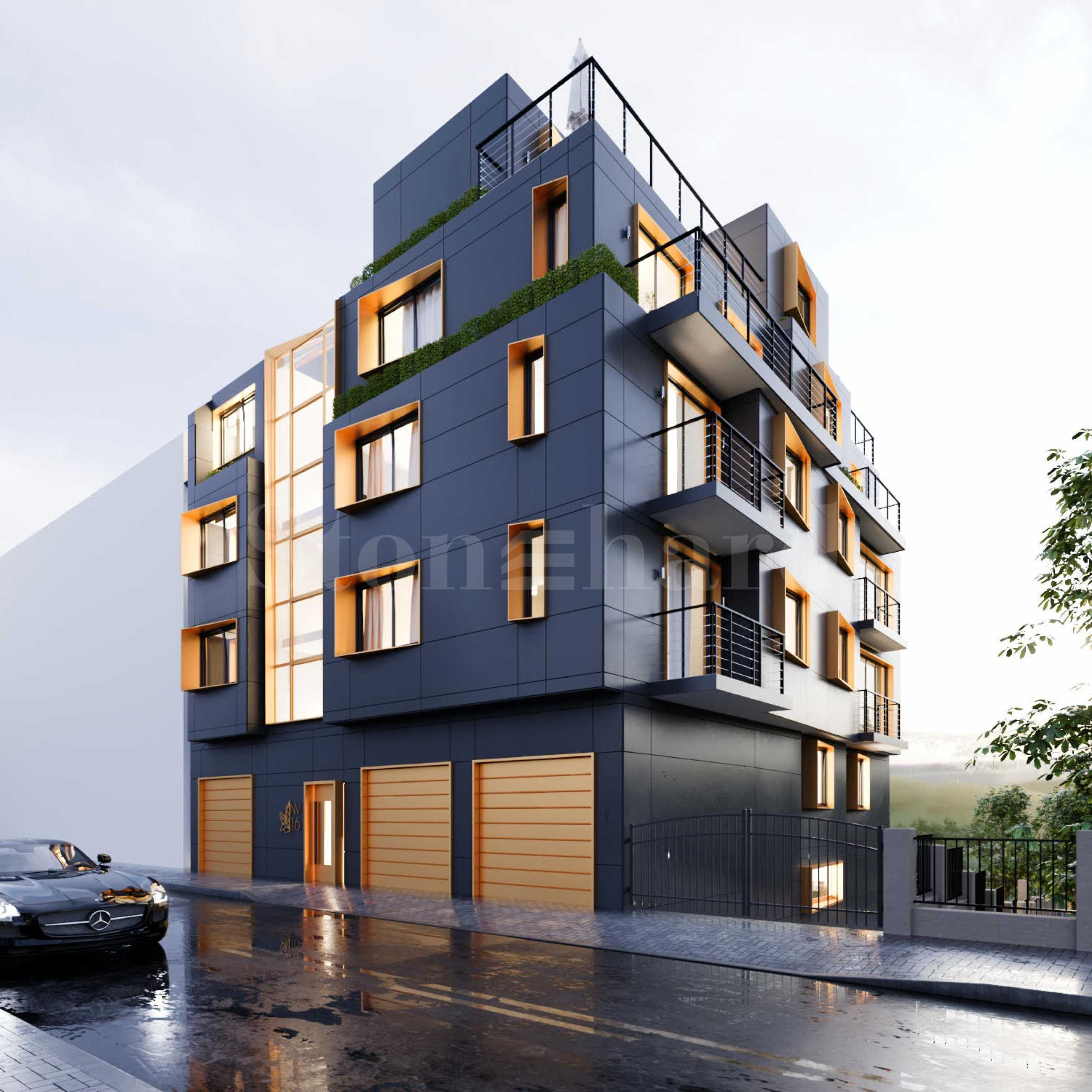 New apartments in a boutique building next to a park in the center of Sandanski1 - Stonehard