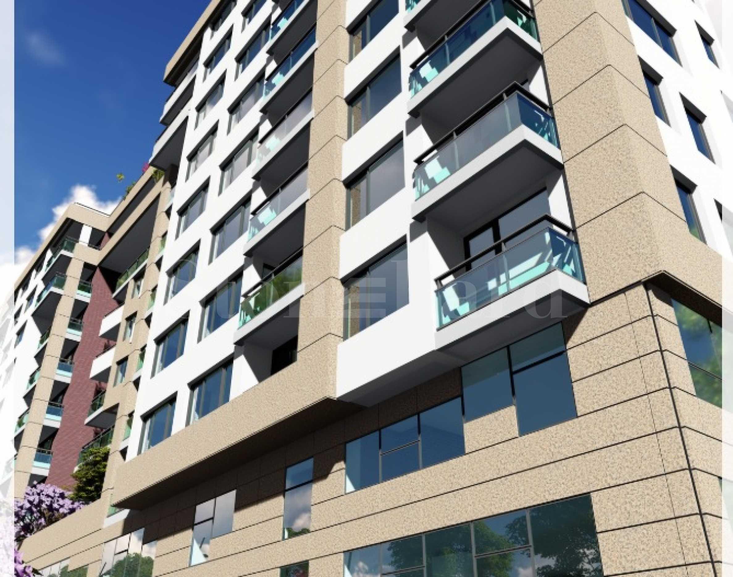 Апартаменти в нова сграда с елегантна визия в район Чаталджа2 - Stonehard