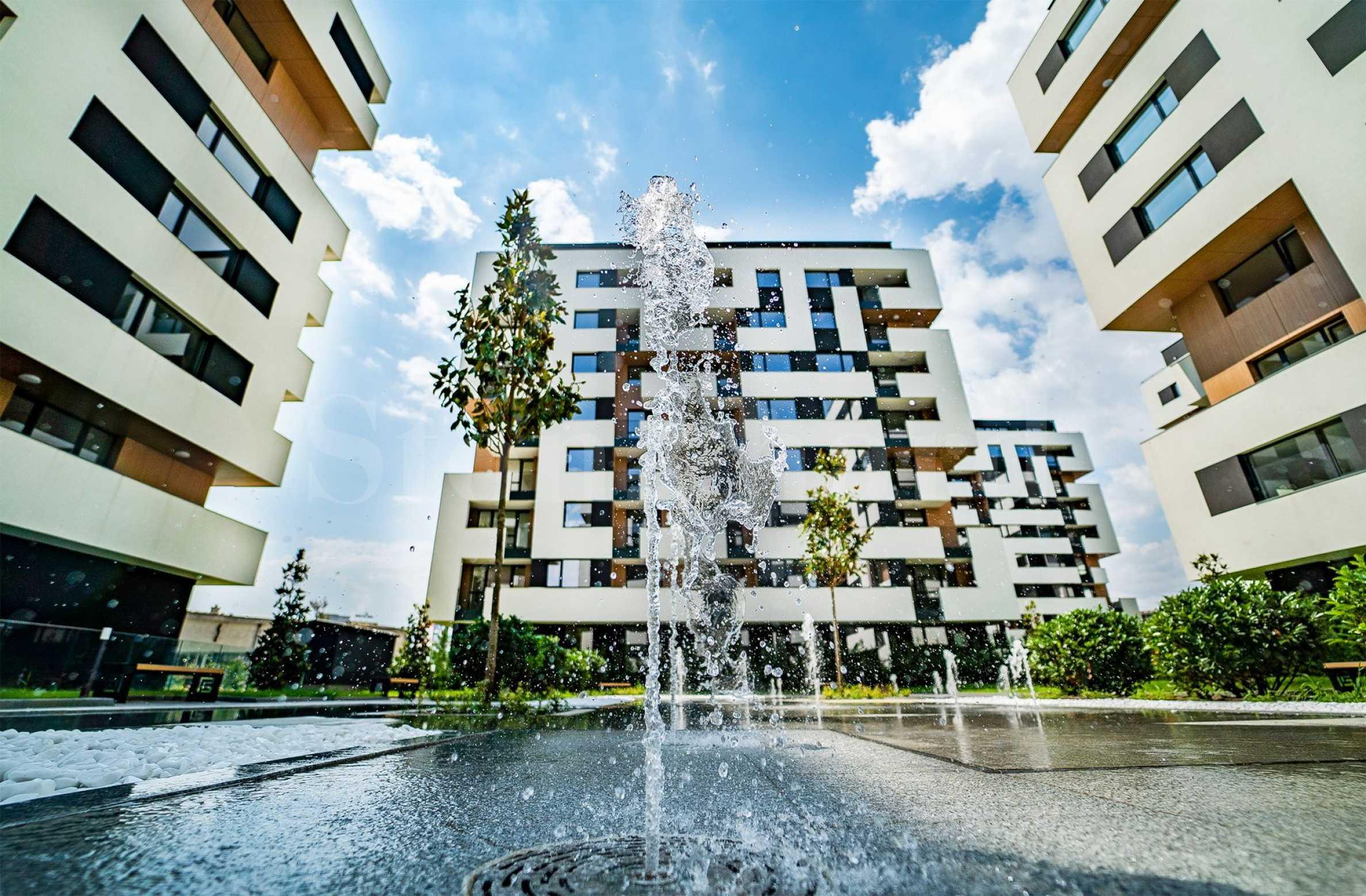 Иновативен жилищен комплекс до Grand Mall Варна1 - Stonehard