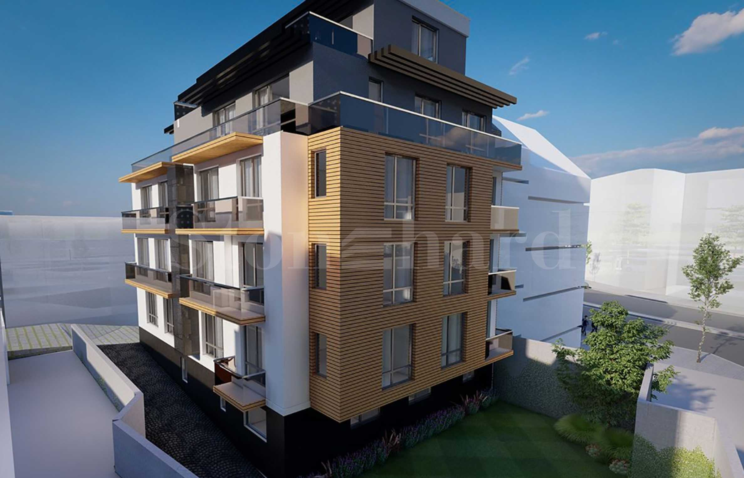 Apartments in a new building near the Medical University of Plovdiv2 - Stonehard