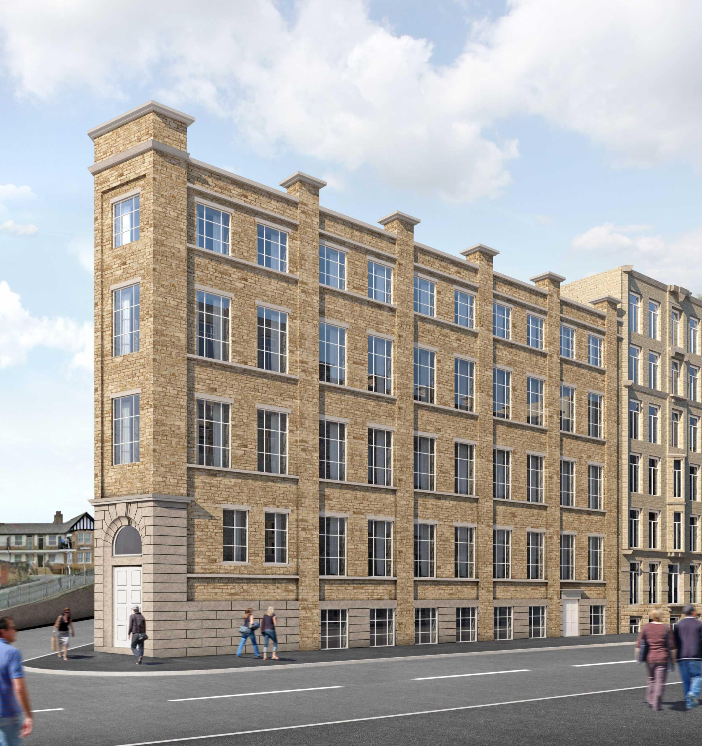 Student accommodation near Bradford University1 - Stonehard