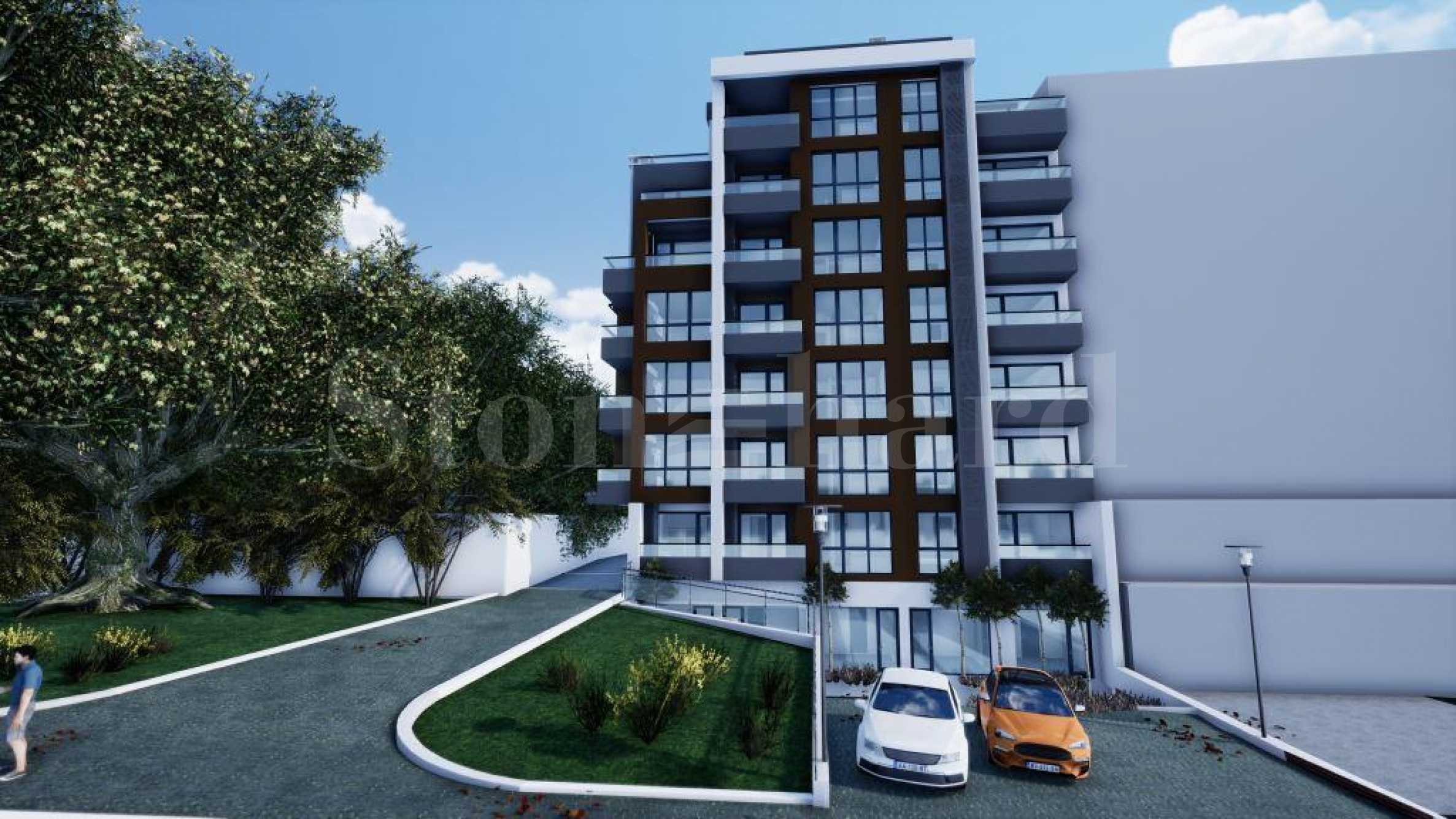 New residential building in Stara Zagora next to a large park and many amenities2 - Stonehard