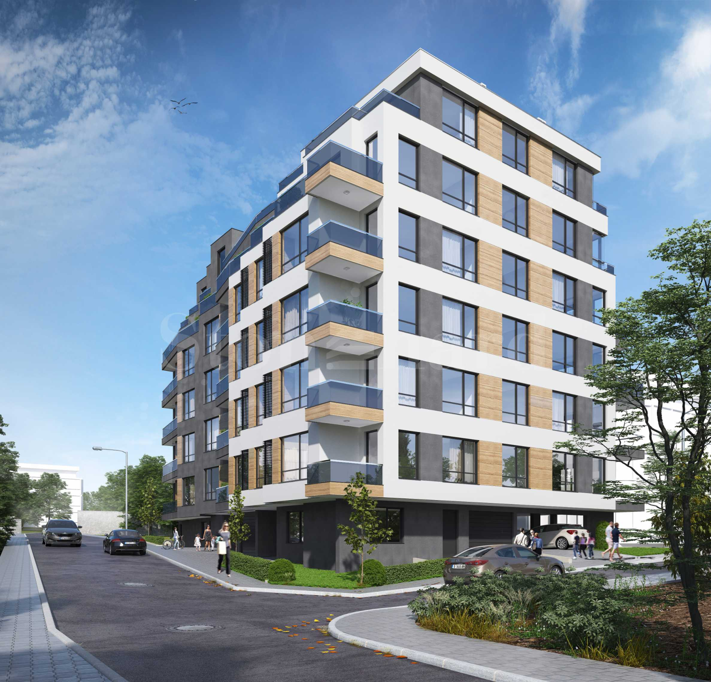 New apartments and parking spaces in an attractive building in Levski district2 - Stonehard