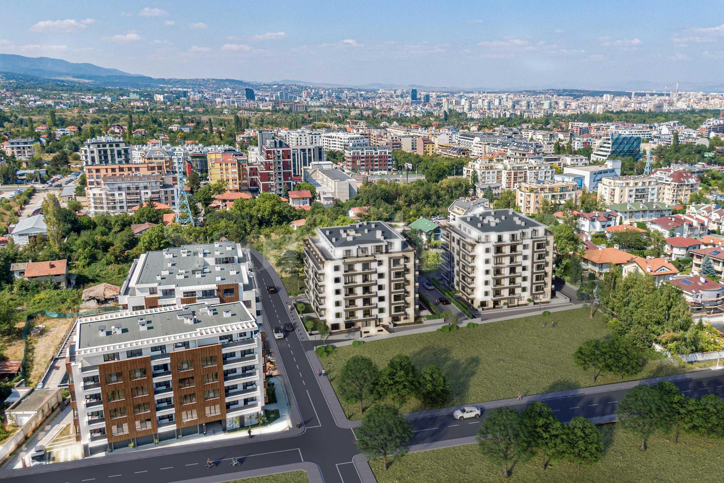 Предварительные продажи в новом комплексе рядом со станцией метро и Paradise Mall1 - Stonehard