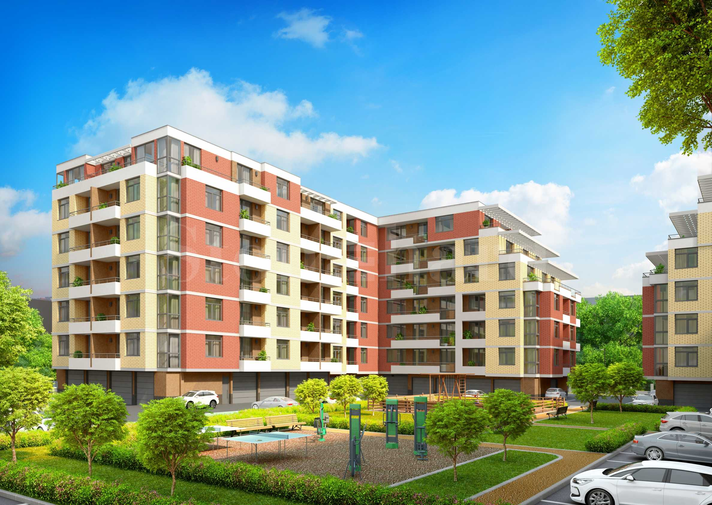 Apartments at attractive prices in a new complex in Kyuchuk Paris1 - Stonehard
