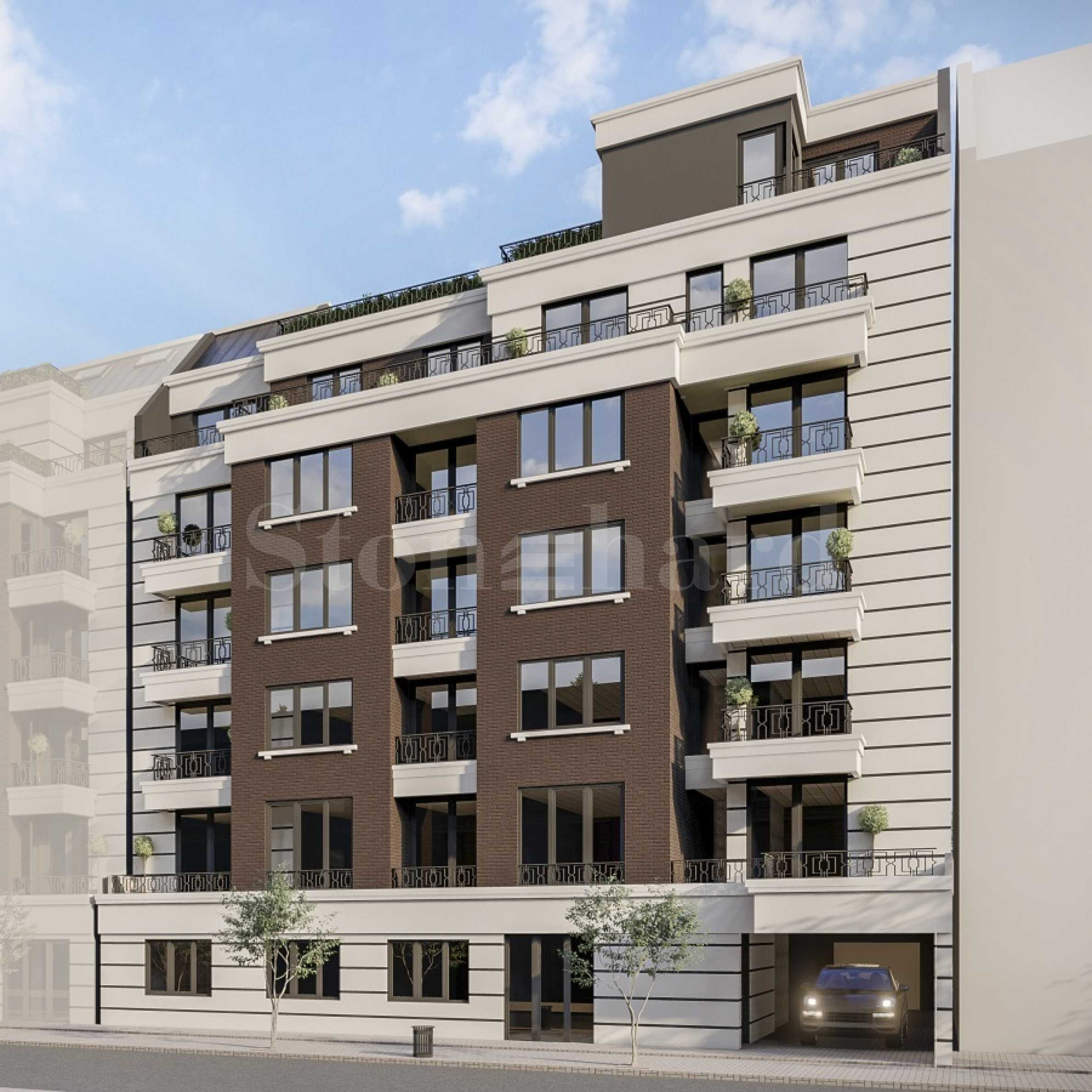New building near Lion's Bridge with one and two bedroom apartments for sale2 - Stonehard
