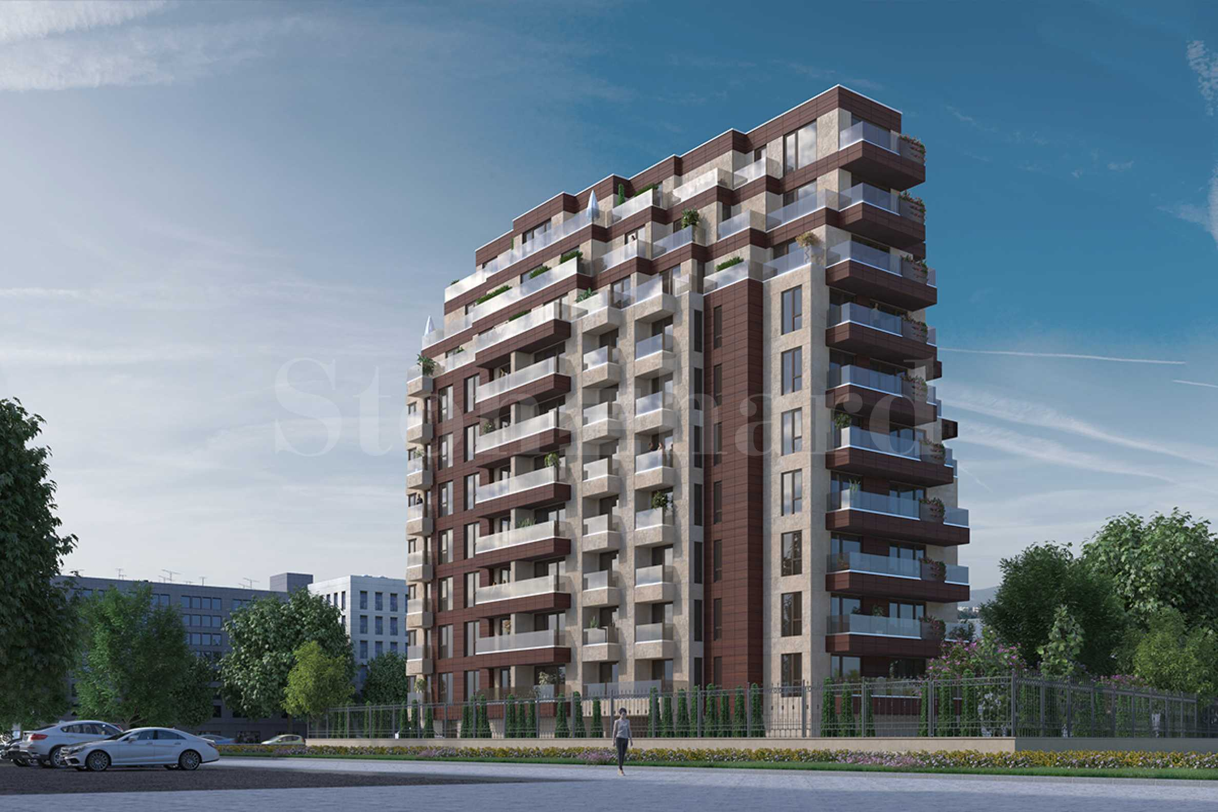 New apartments in Mladost district near metro station and amenities1 - Stonehard