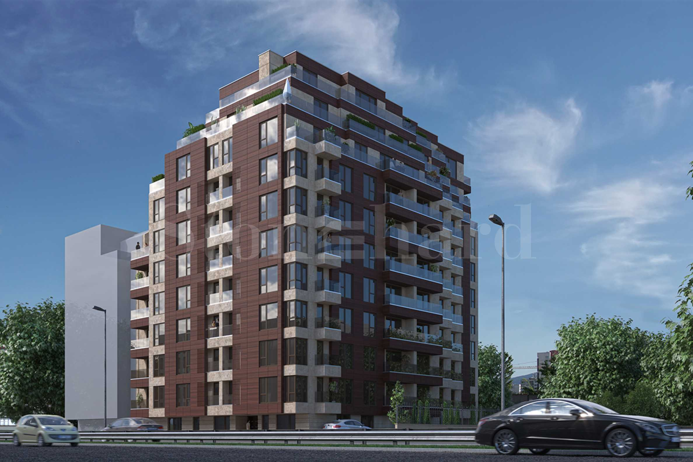 New apartments in Mladost district near metro station and amenities2 - Stonehard