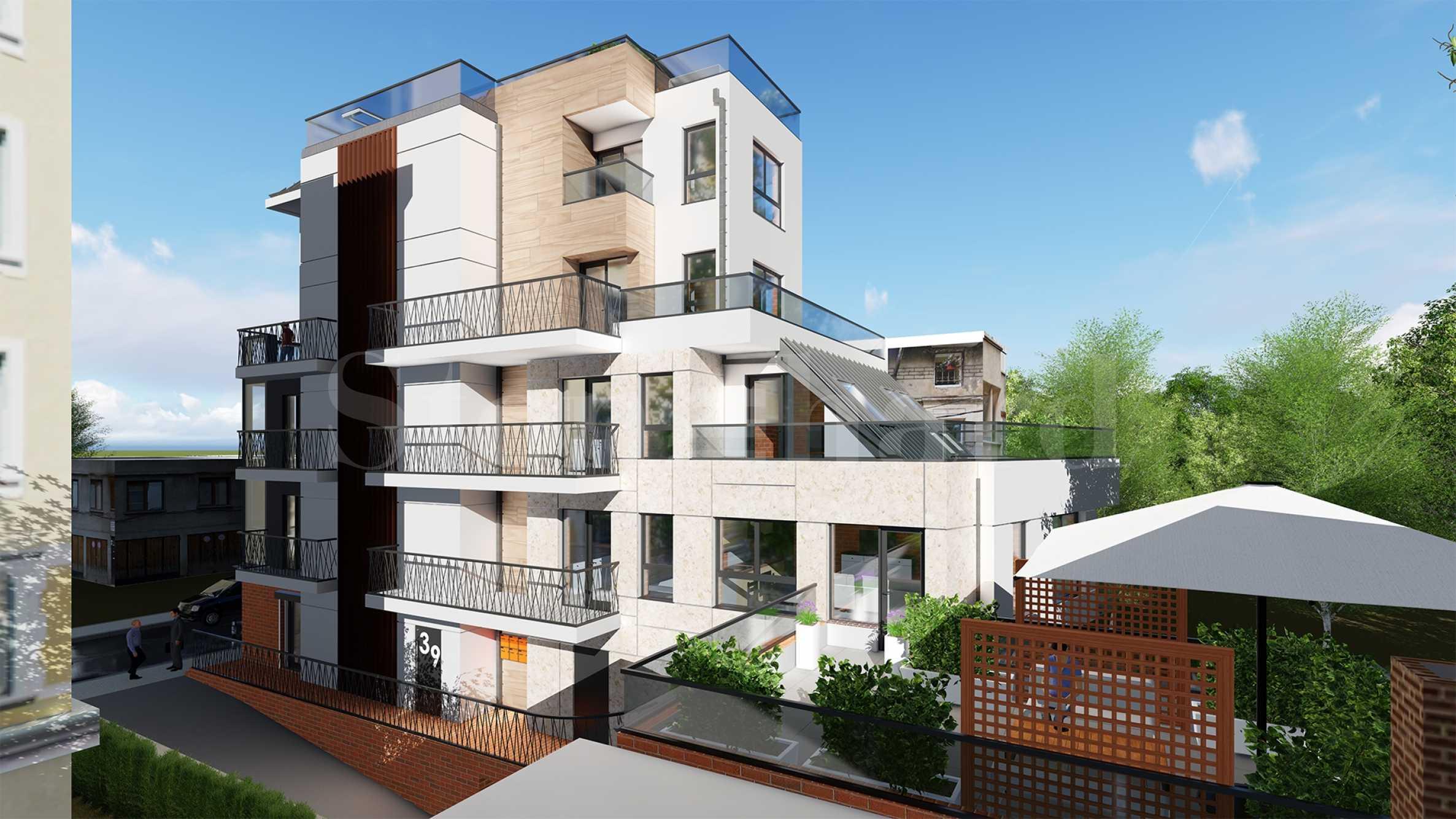 Апартаменти за продажба в бутикова сграда на атрактивна локация2 - Stonehard