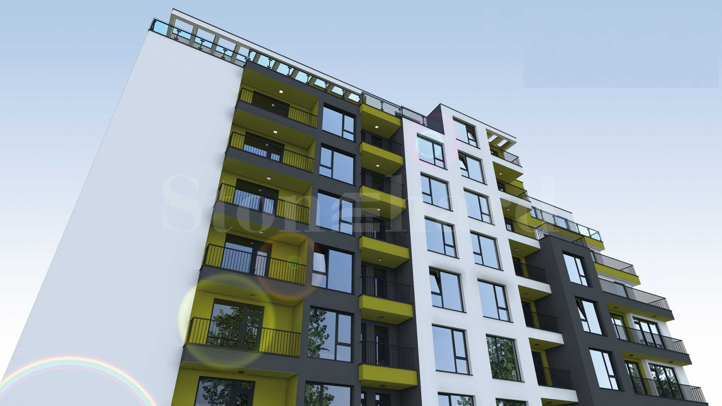 New building with apartments with sea views for sale in Varna1 - Stonehard