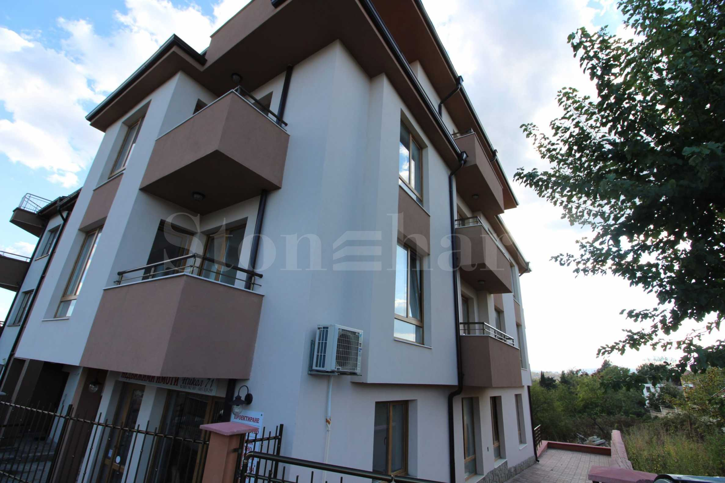 1-Bedroom apartments in a newly built building in Vasiliko district1 - Stonehard