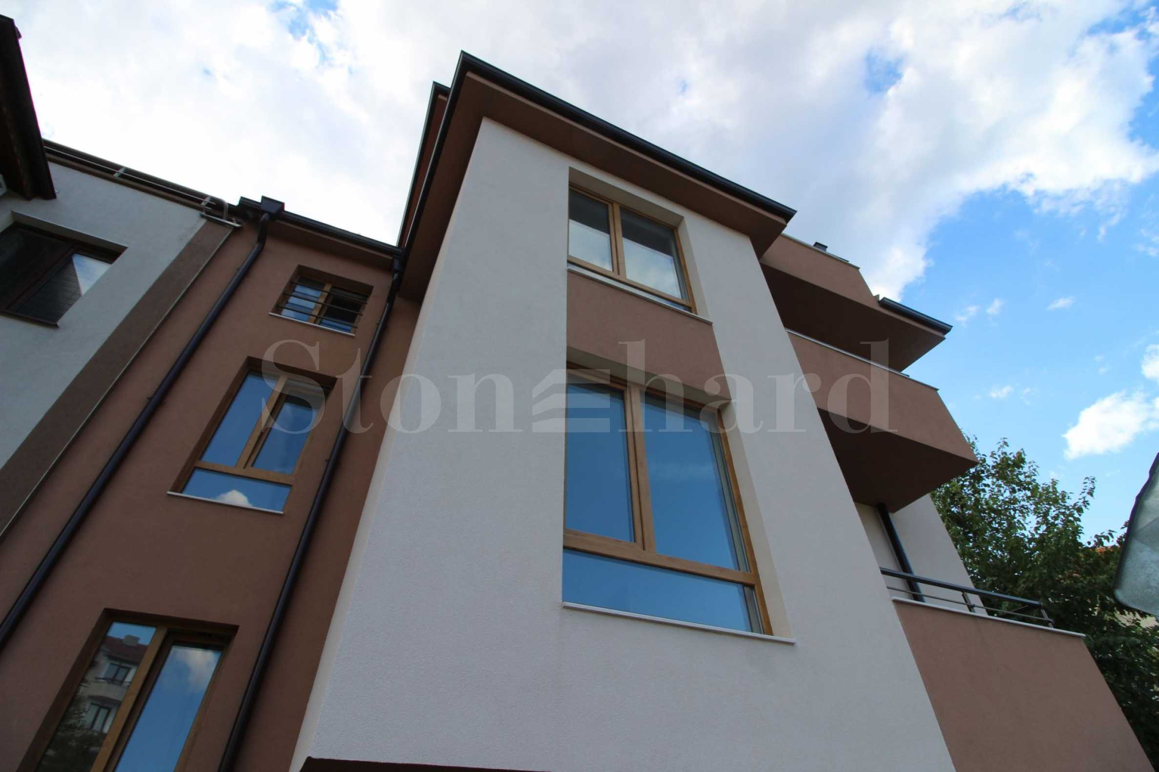 1-Bedroom apartments in a newly built building in Vasiliko district2 - Stonehard