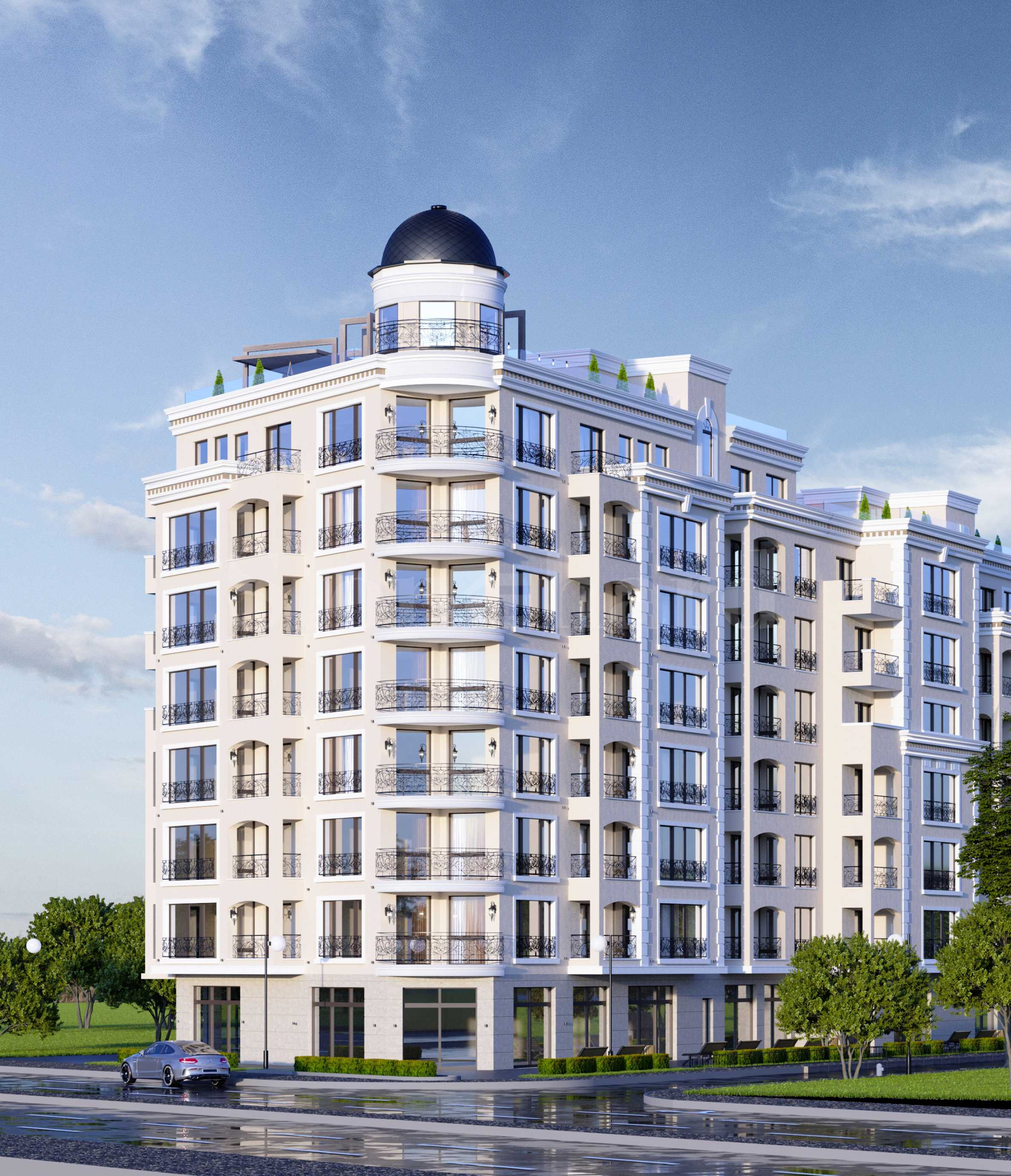 Premium class apartments at promo prices near Plovdiv mall and Recreation and Culture Park1 - Stonehard