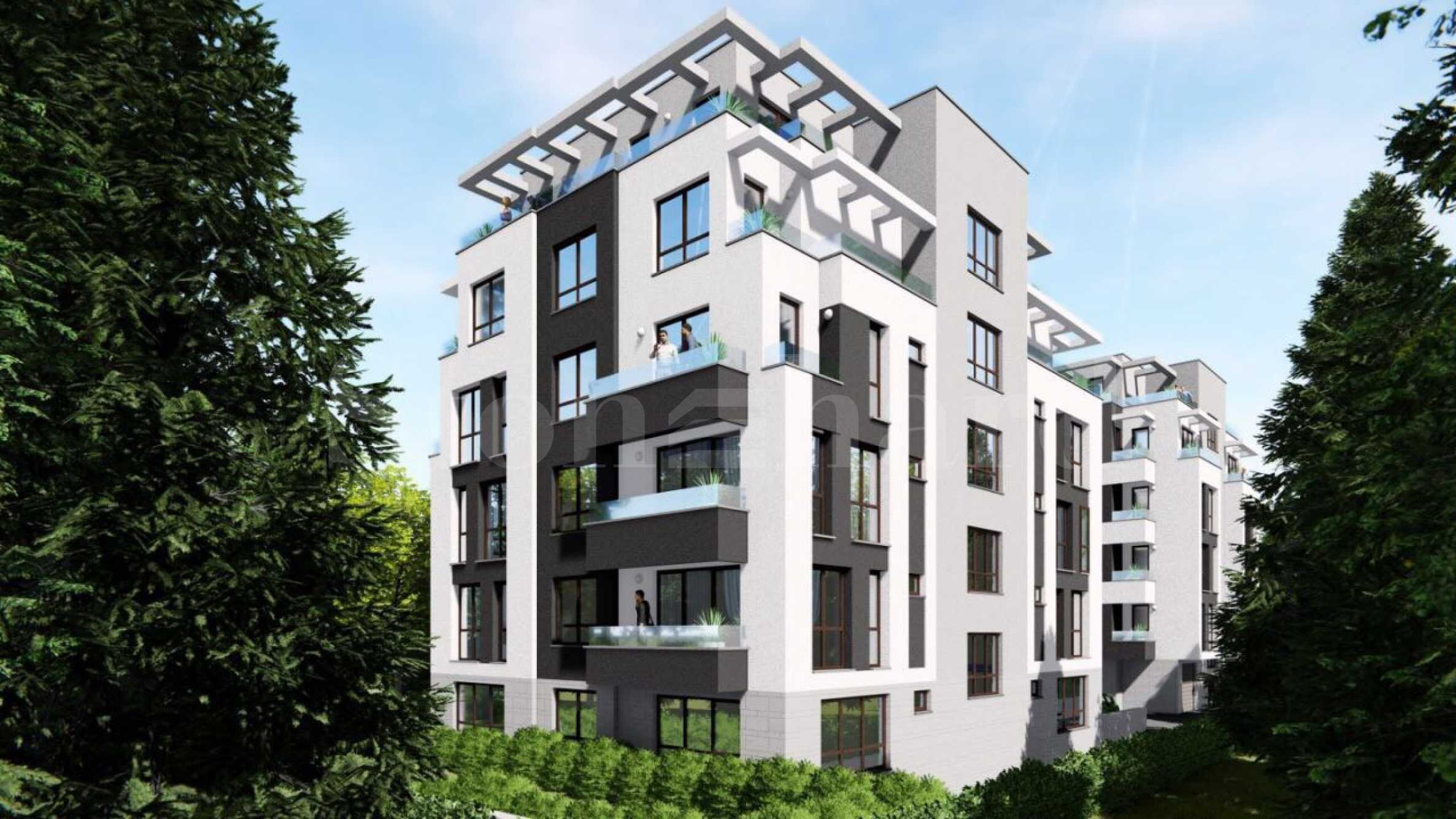 Attractive investment opportunity in new apartments in Vitosha district1 - Stonehard