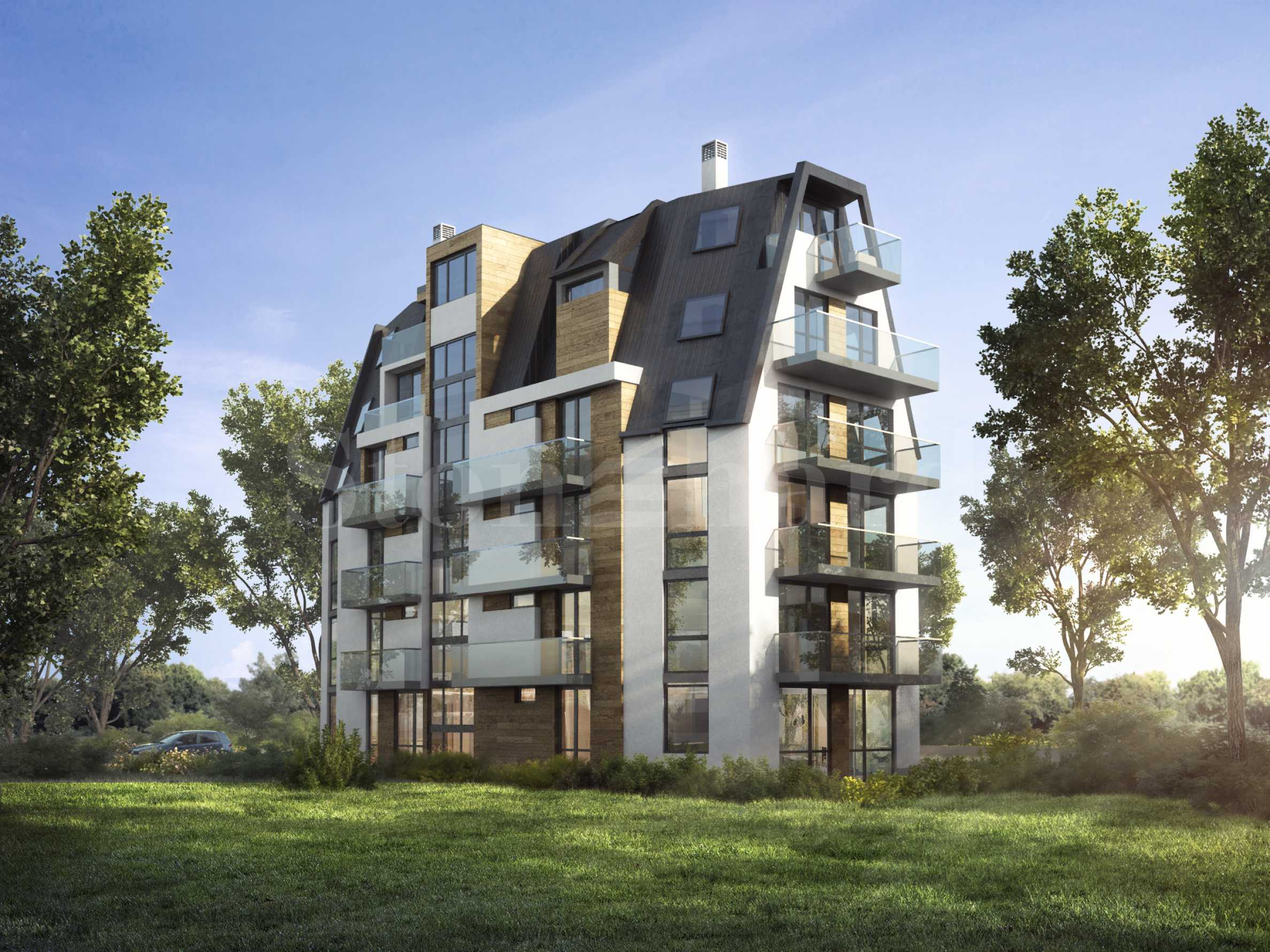 Last apartments in a boutique building with Act 14 in a communicative and quiet area1 - Stonehard