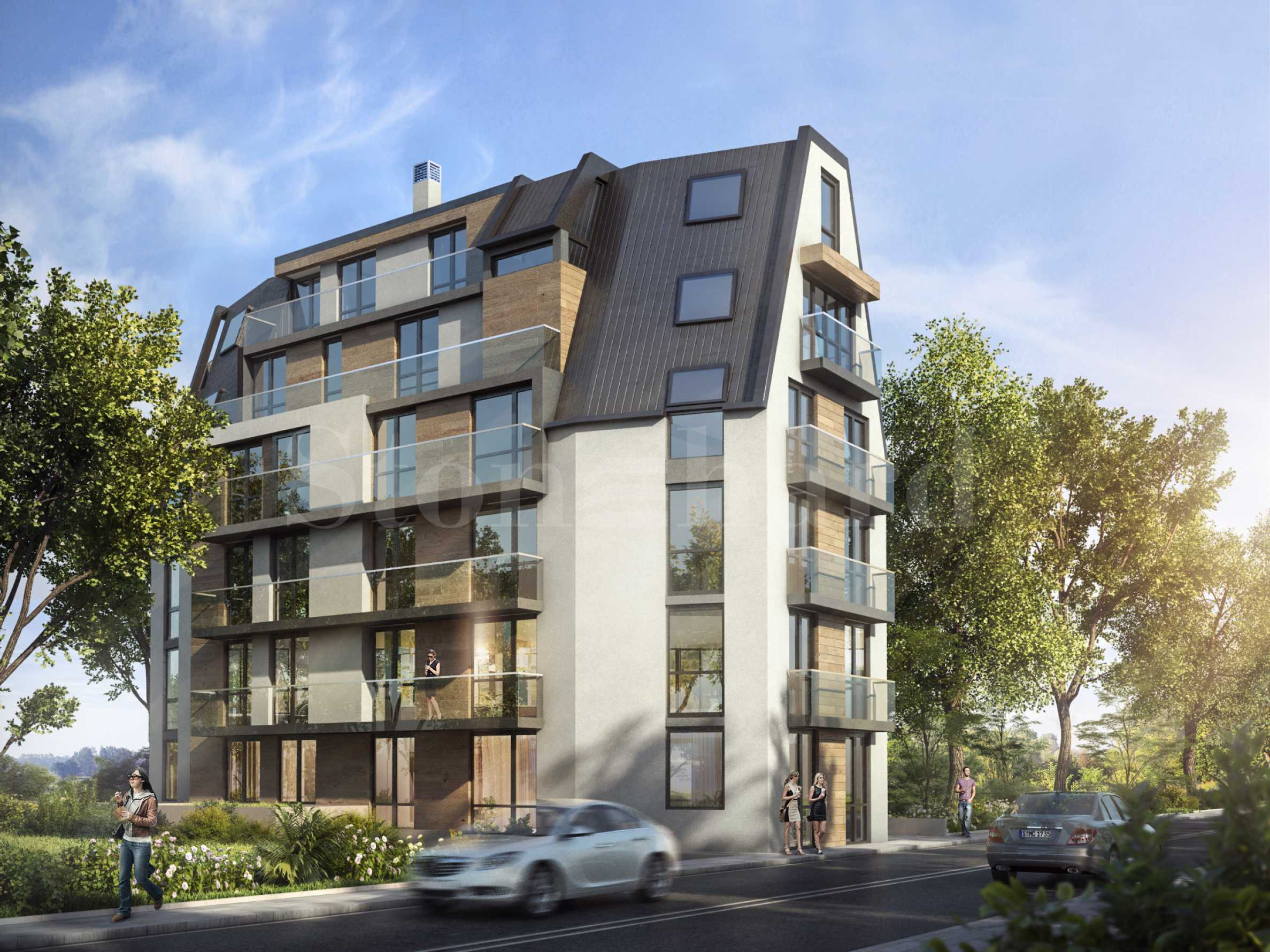 Last apartments in a boutique building with Act 14 in a communicative and quiet area2 - Stonehard