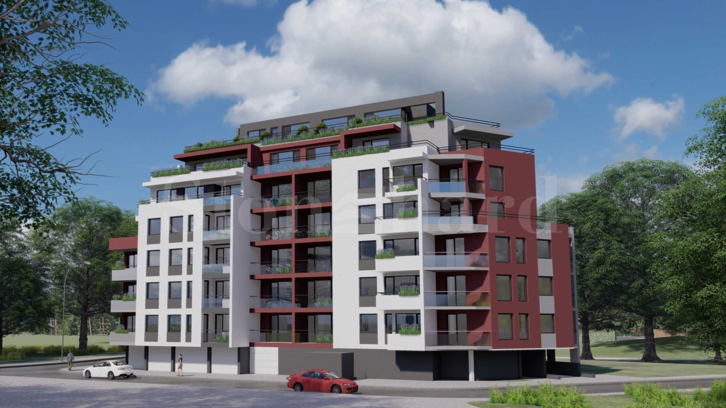 Newly built apartments for sale in Hristo Smirnenski district1 - Stonehard