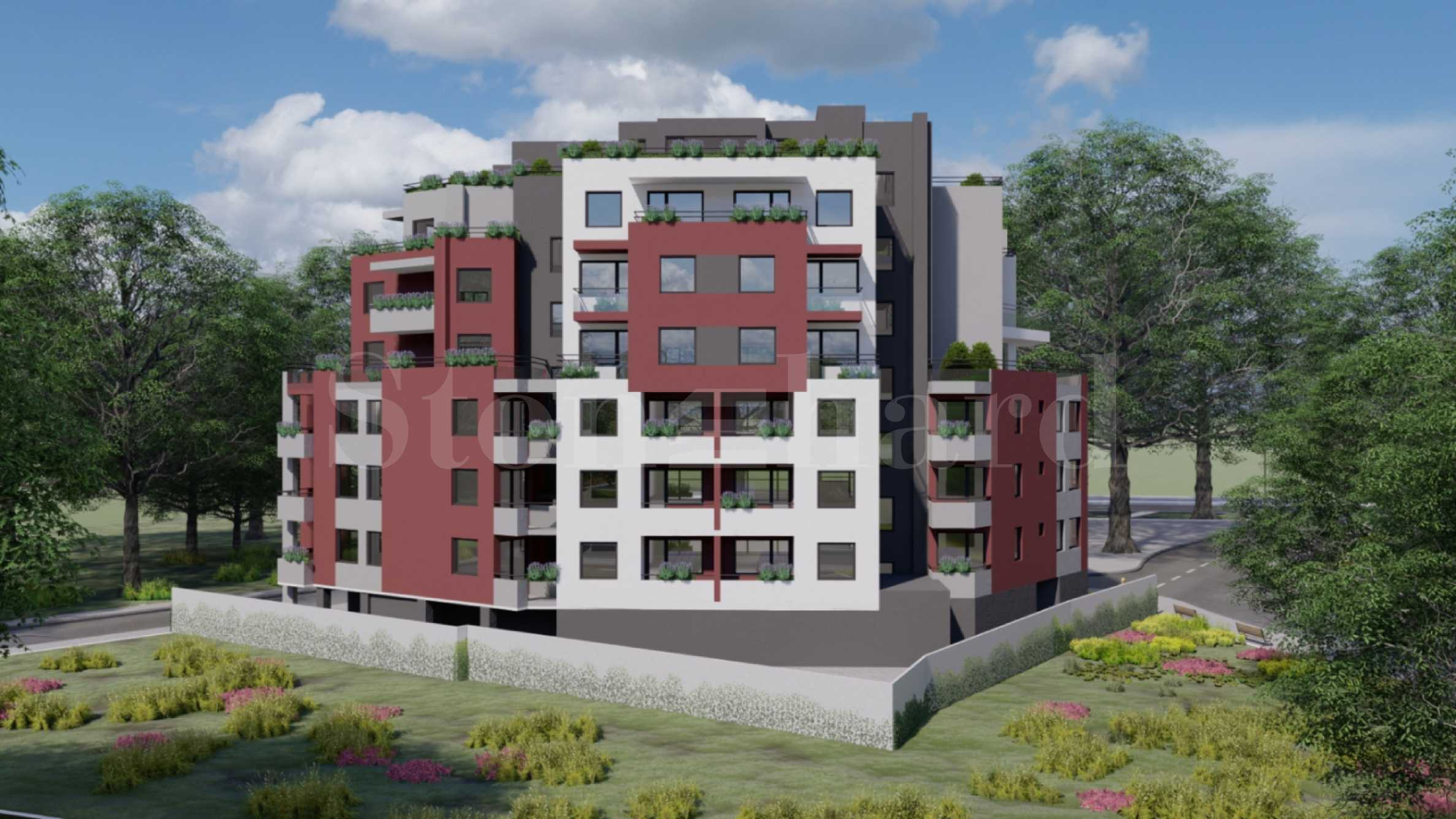 Newly built apartments for sale in Hristo Smirnenski district2 - Stonehard