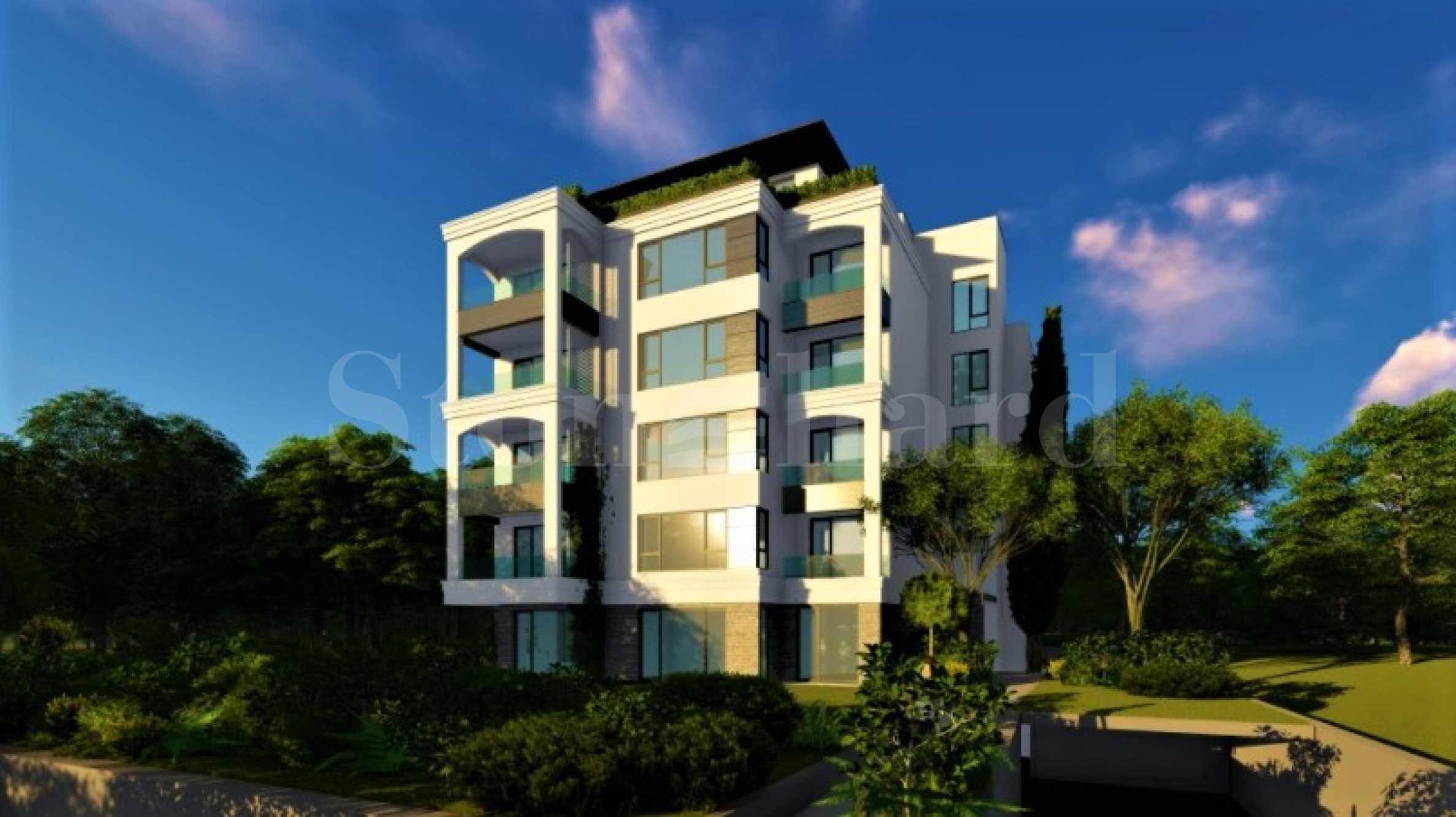 New apartments in an elegant building in a famous seaside resort2 - Stonehard