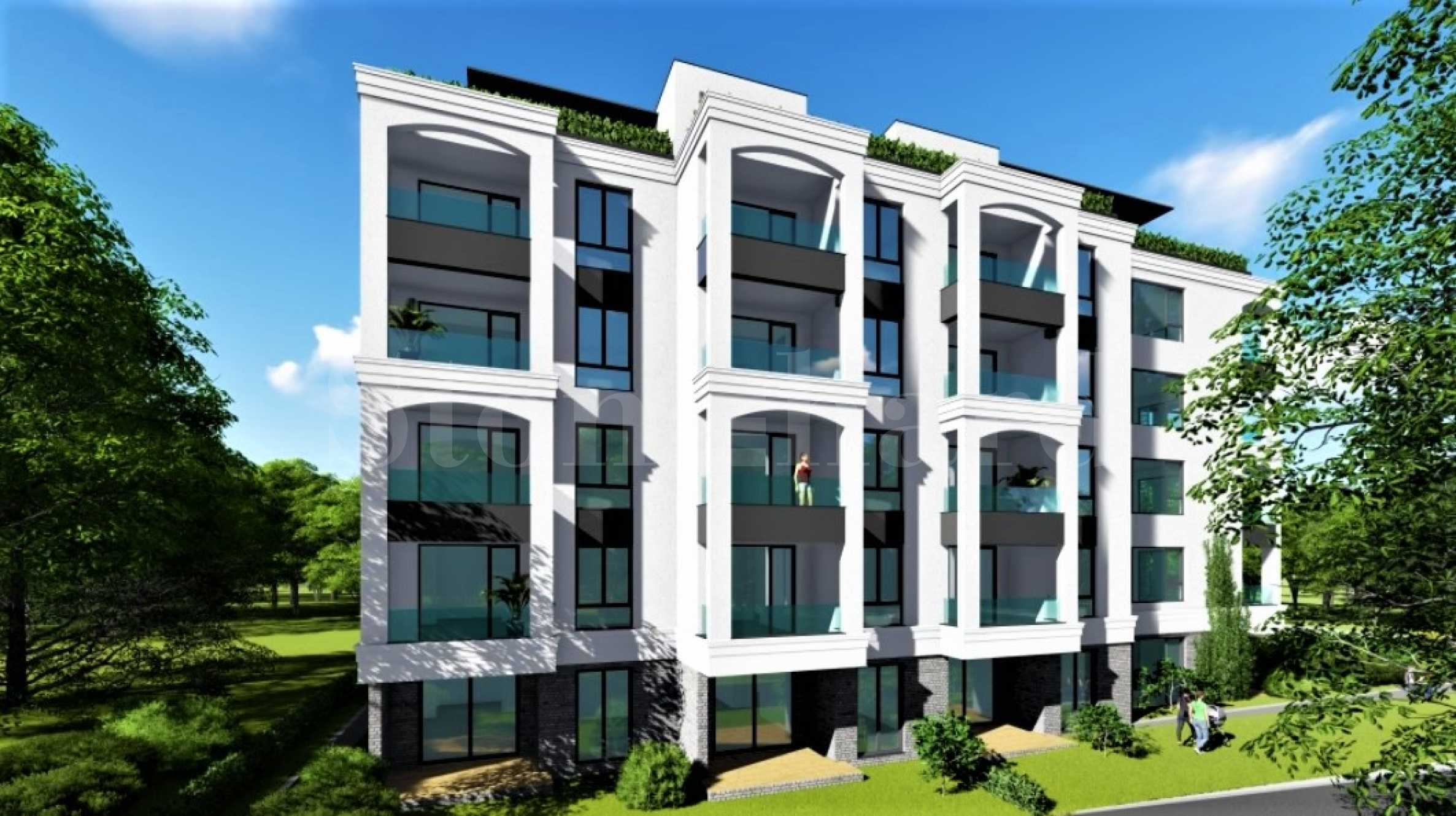 New apartments in an elegant building in a famous seaside resort1 - Stonehard
