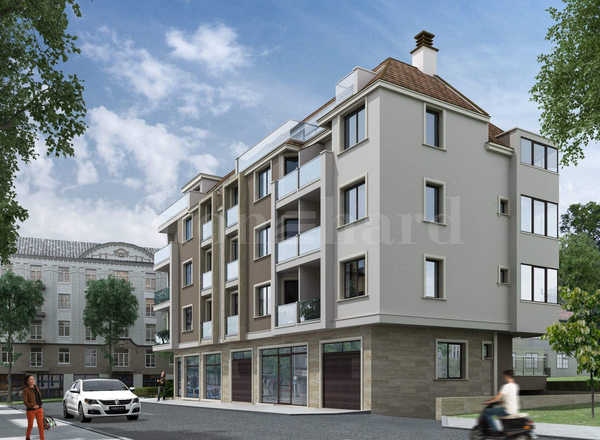 Last apartments in a new building in the center of Varna2 - Stonehard