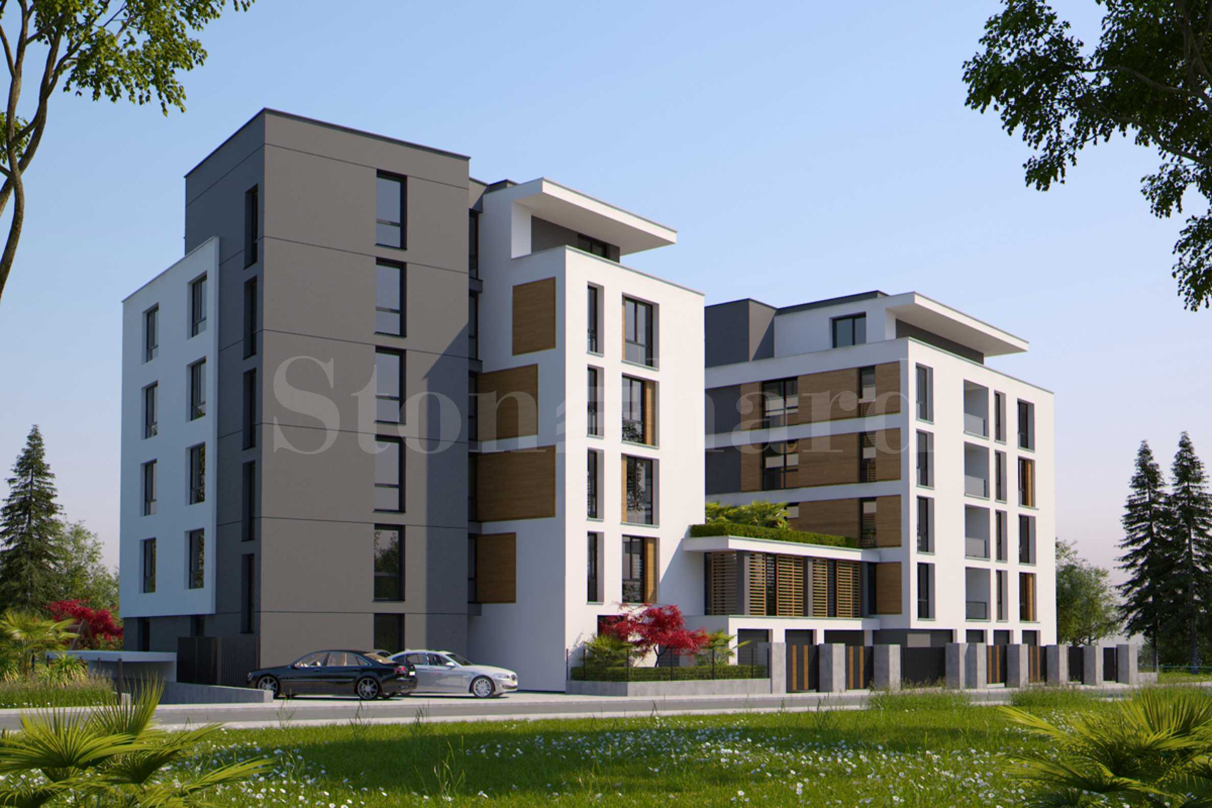 Newly built apartments for sale in Manastirki Livadi district2 - Stonehard
