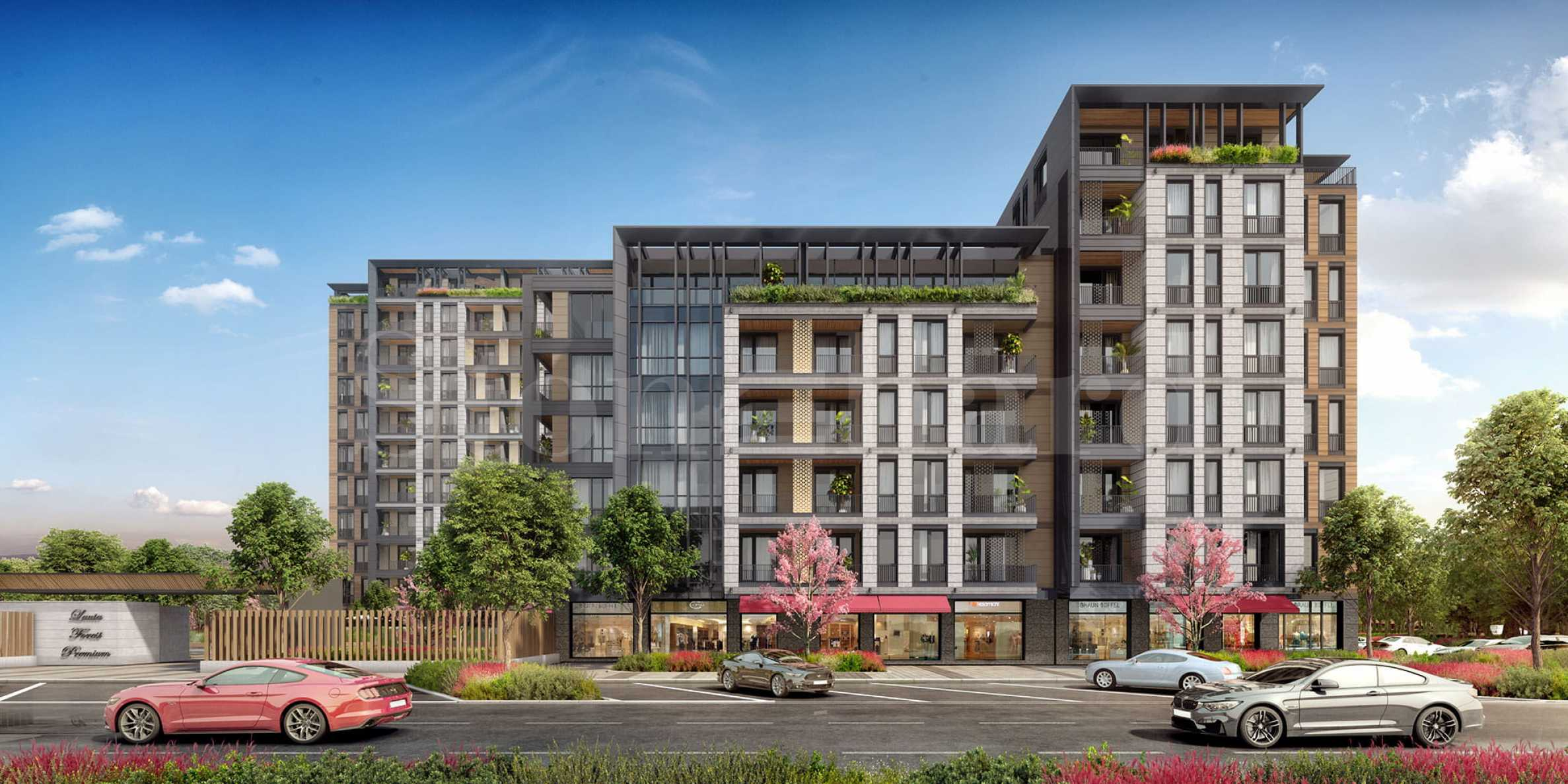 Premium class residential project opposite a park with the largest green area2 - Stonehard