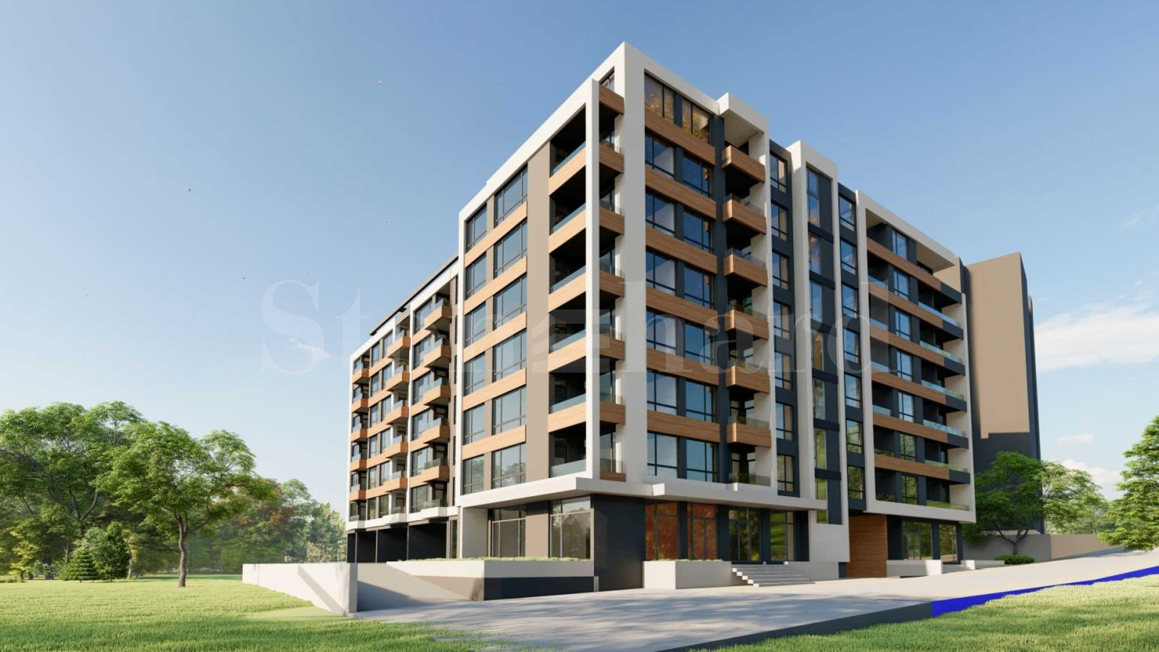 Апартаменти ново строителство до Delta Planet Mall 1 - Stonehard