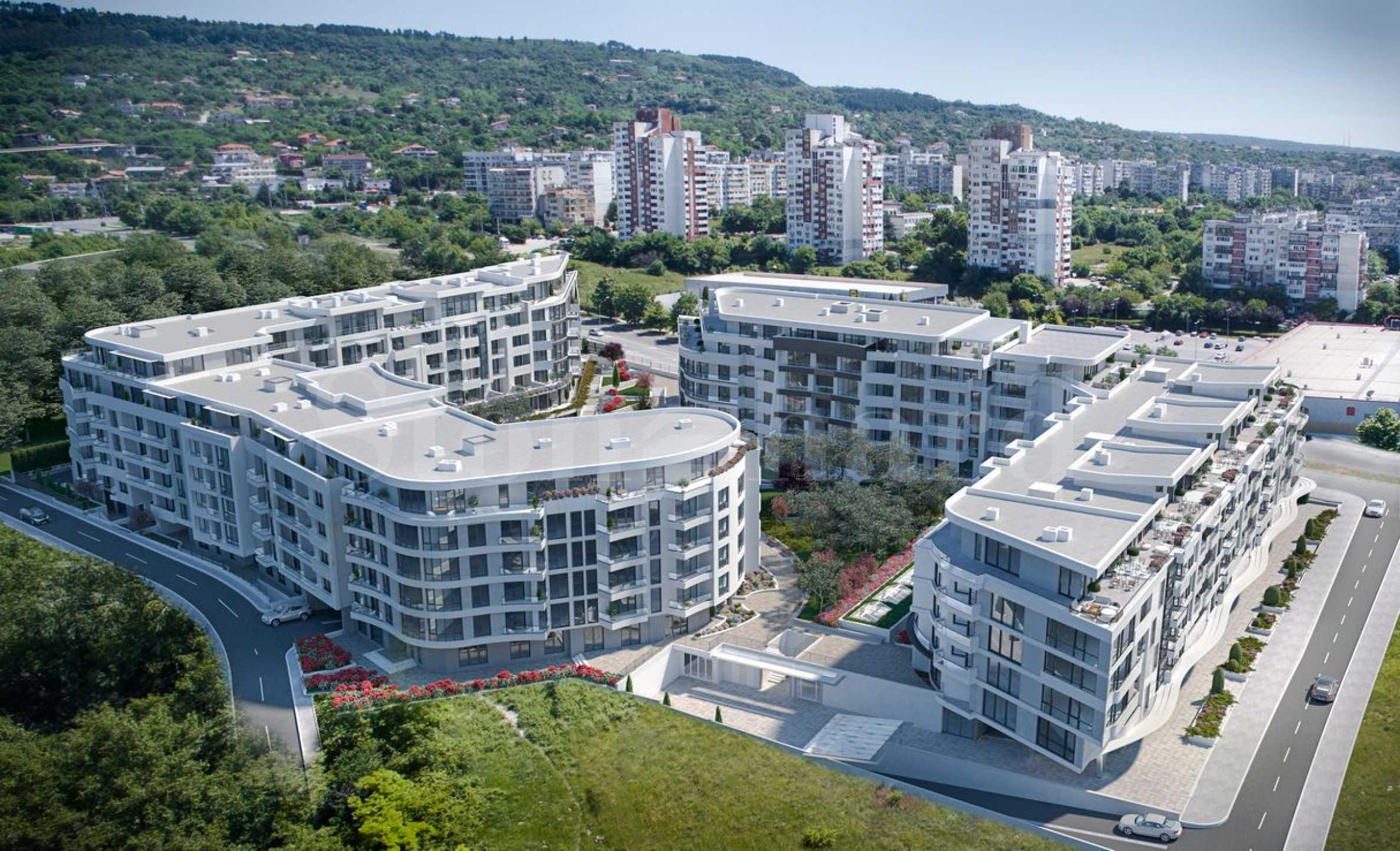 <span style='color:red'>Stage - 1.</span> Apartments in a spectacular complex - safe, green and comfortable urban environment1 - Stonehard