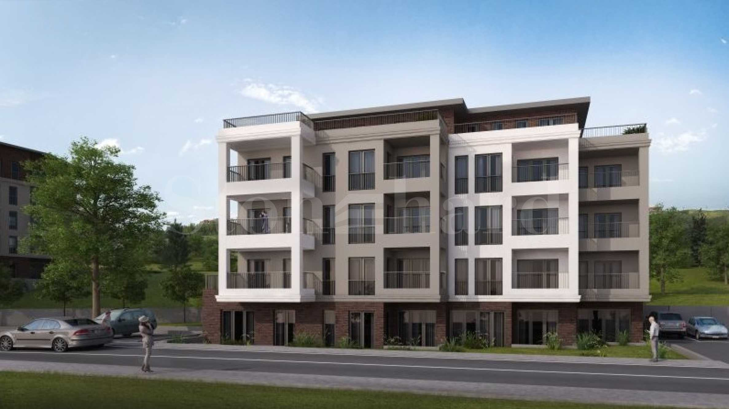 Apartments in a new building in Vazrazhdane district - 31 - Stonehard