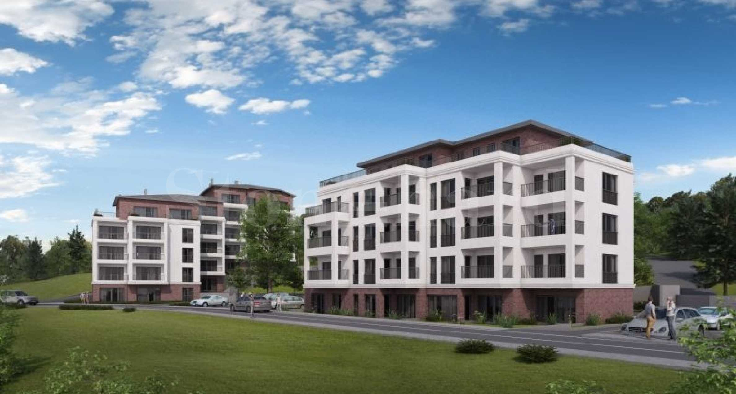 Apartments in a new building in Vazrazhdane district - 32 - Stonehard