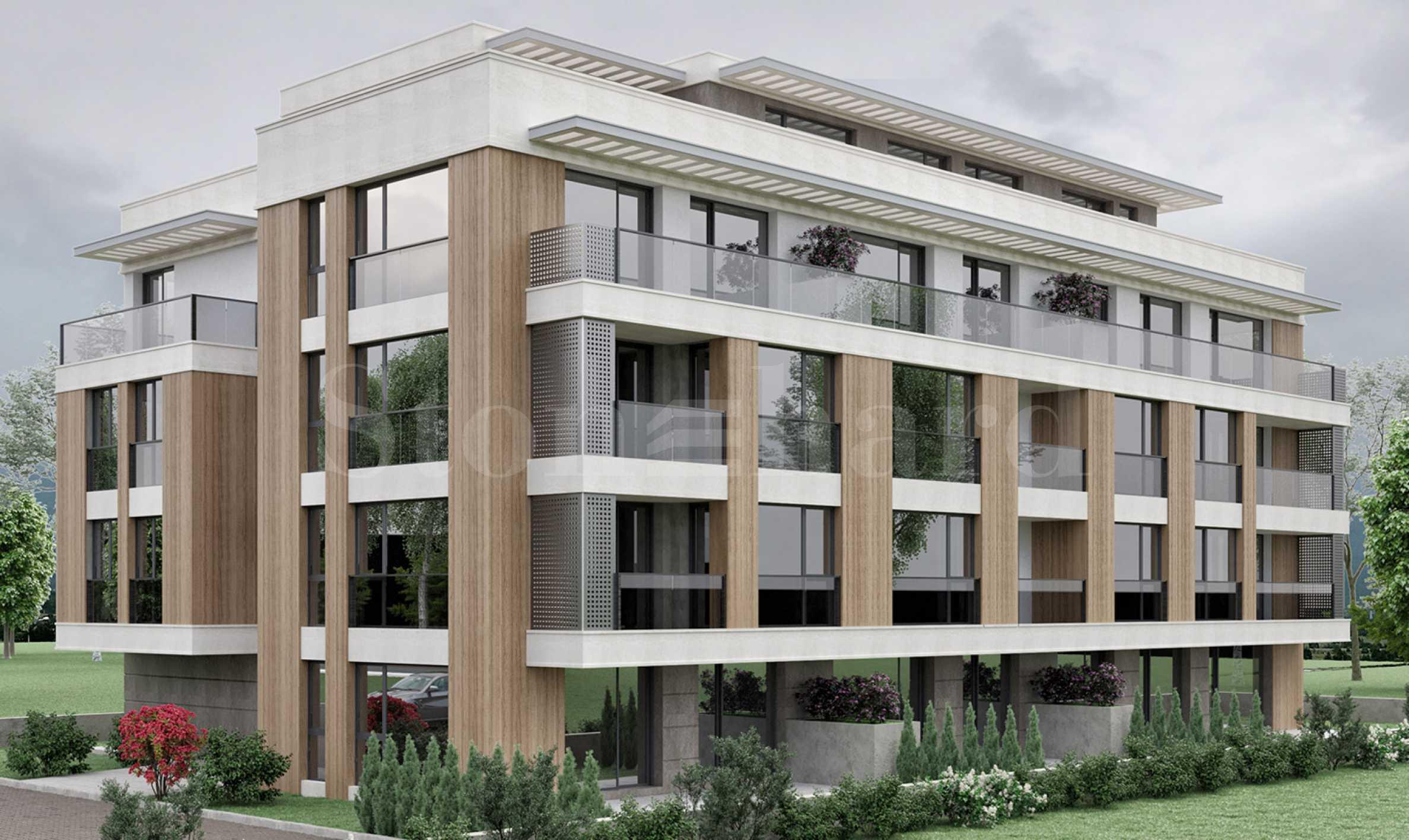 Нов бутиков жилищен комплекс в района на Гребната база1 - Stonehard