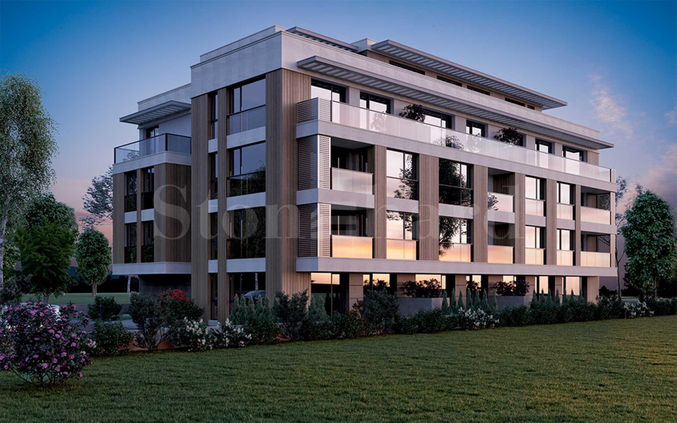 Нов бутиков жилищен комплекс в района на Гребната база2 - Stonehard