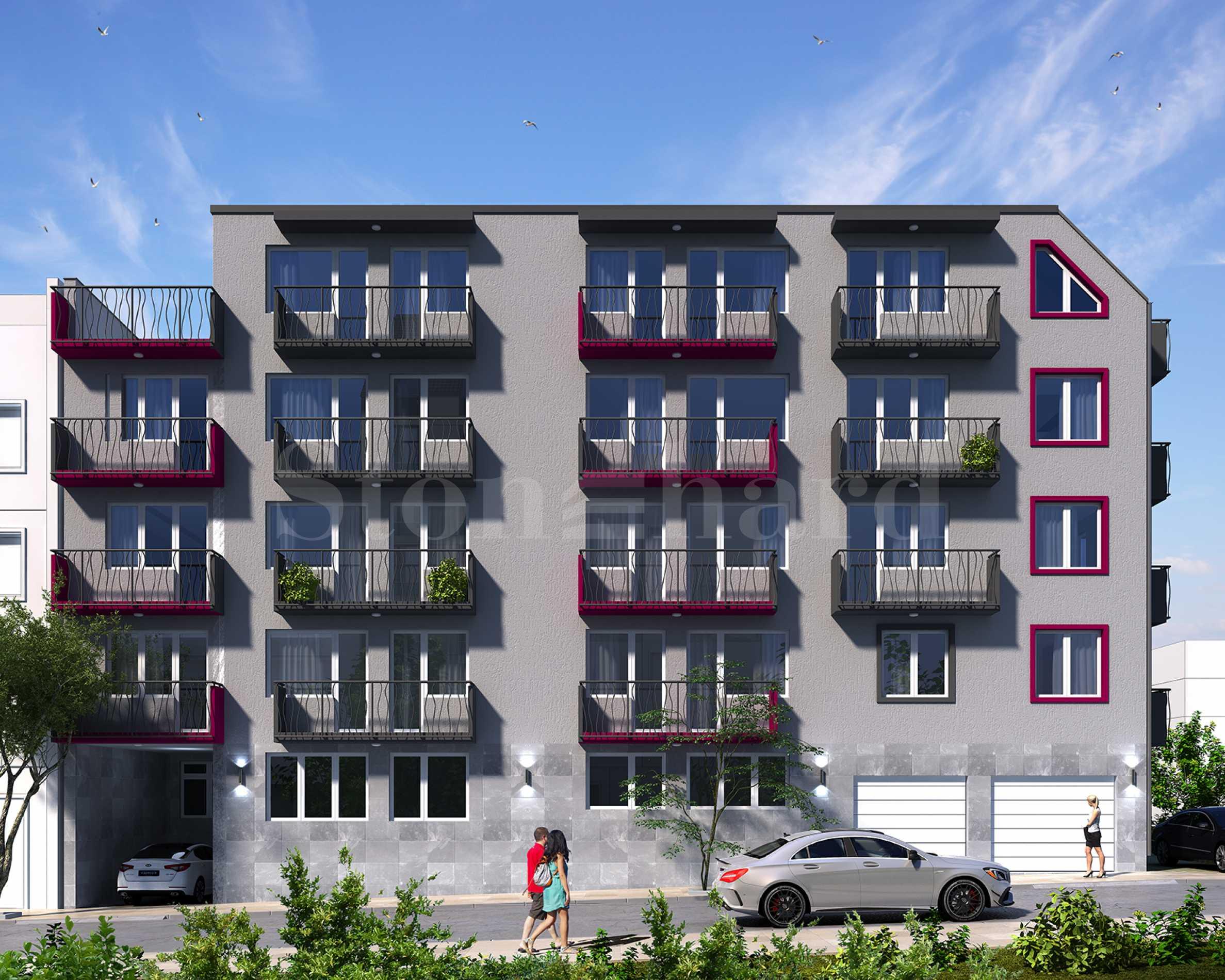 Последни апартаменти в сграда ново строителство близо до центъра1 - Stonehard