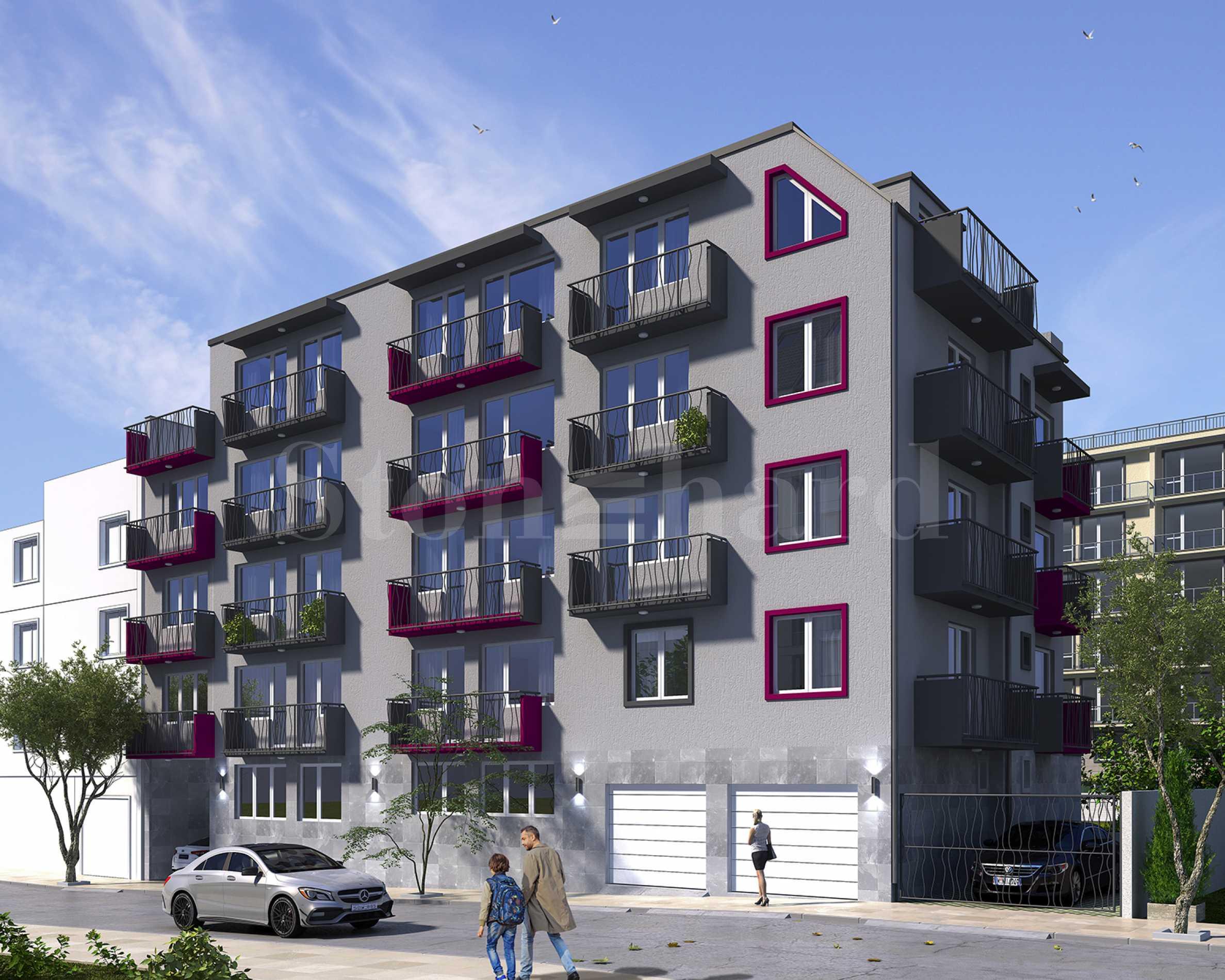 Последни апартаменти в сграда ново строителство близо до центъра2 - Stonehard