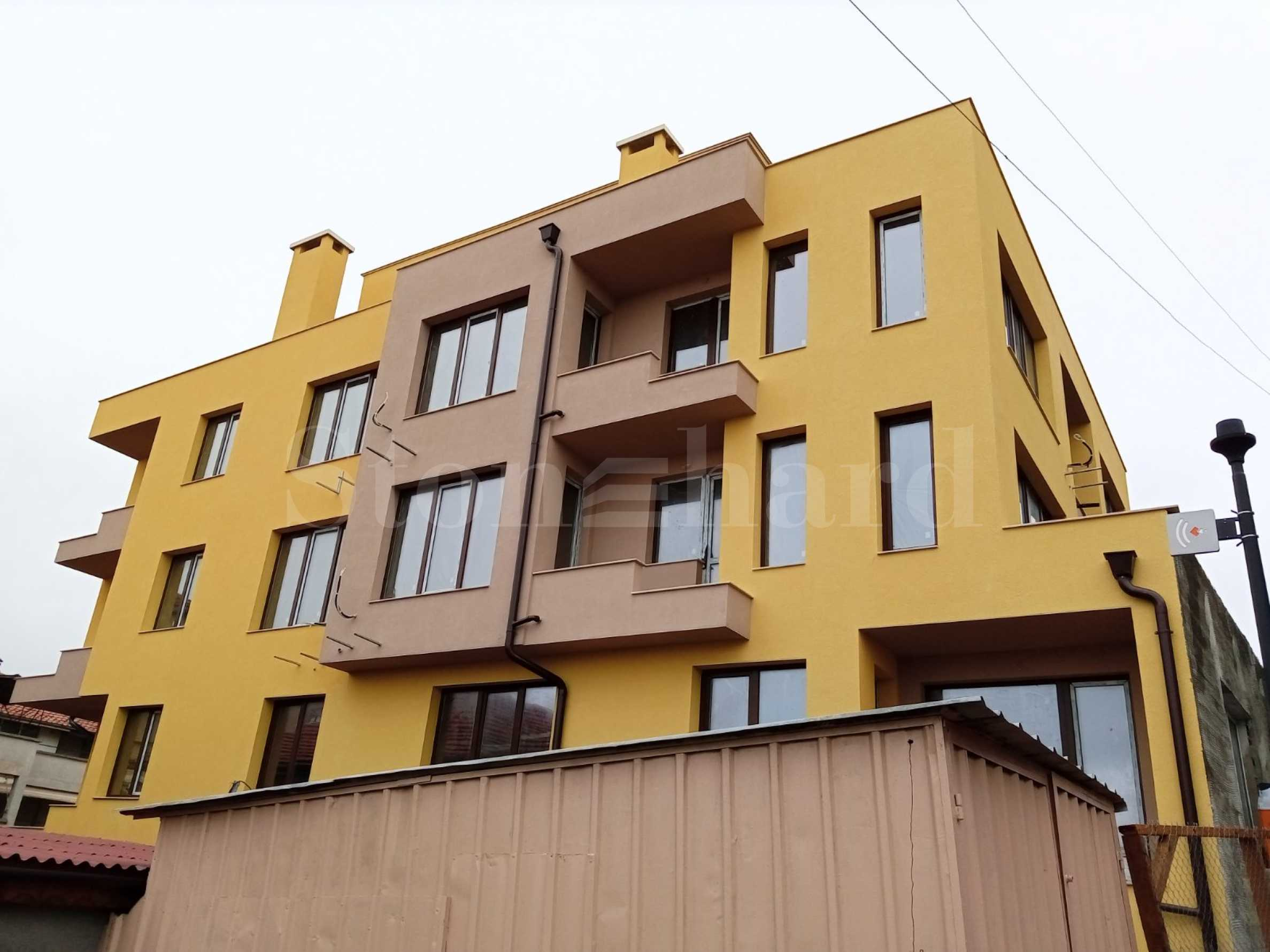 Apartments in a new building 200 meters from Central Beach of Sozopol2 - Stonehard