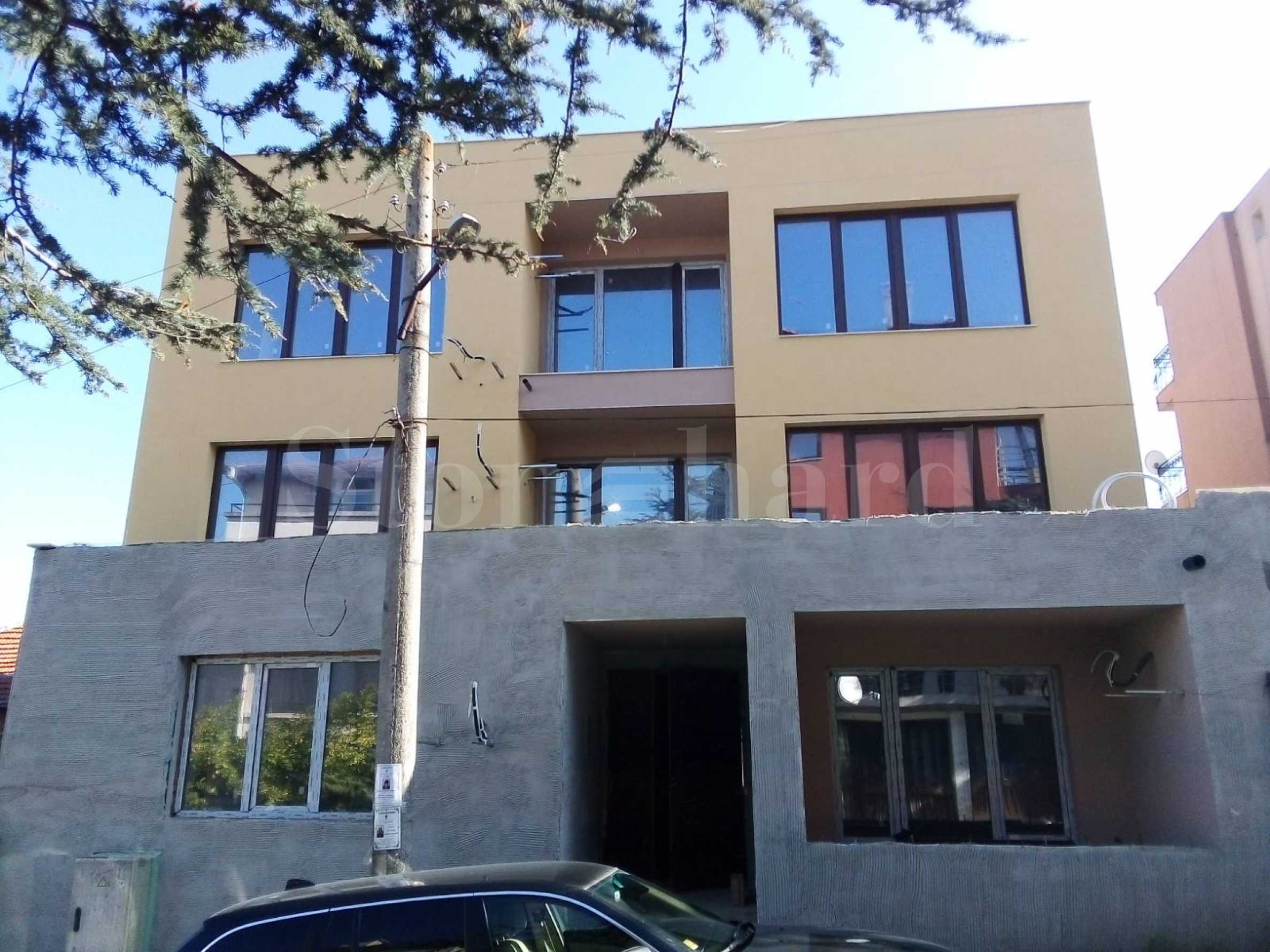 Apartments in a new building 200 meters from Central Beach of Sozopol1 - Stonehard