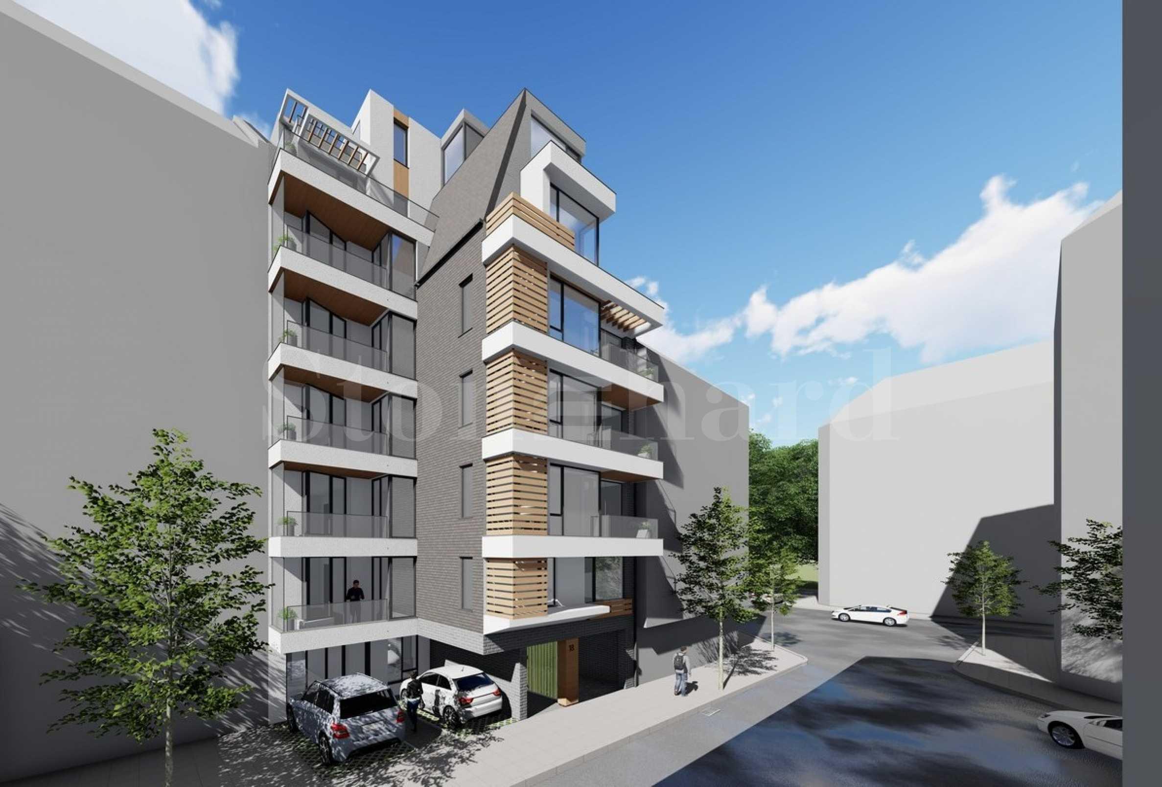 Апартаменти ново строителство до LIDL и Окръжна болница2 - Stonehard