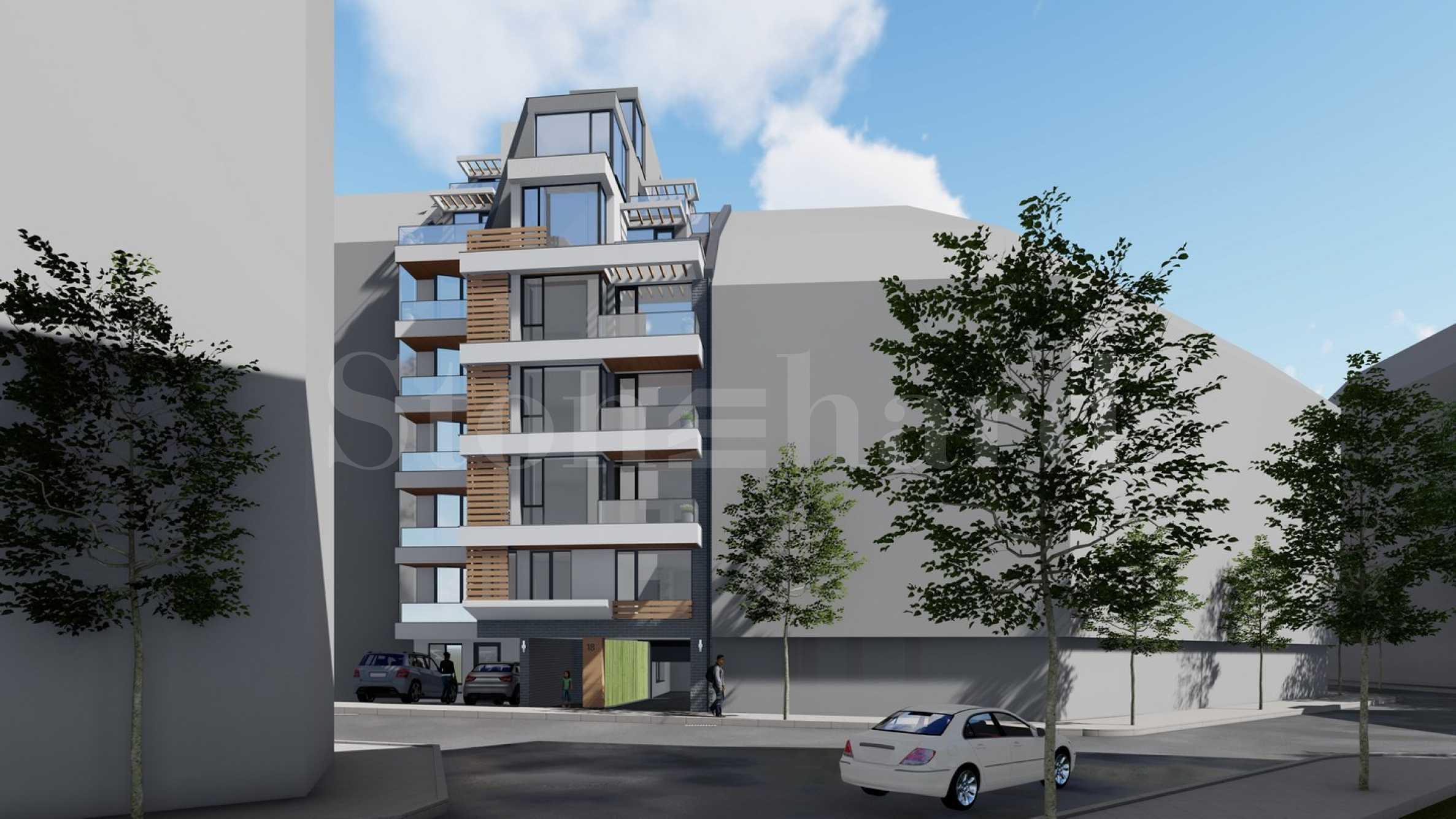 Апартаменти ново строителство до LIDL и Окръжна болница1 - Stonehard