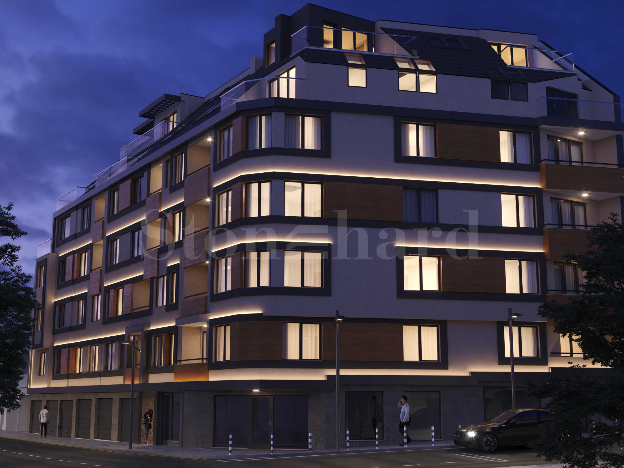 New apartments, garages and parking spaces near the center of Varna2 - Stonehard