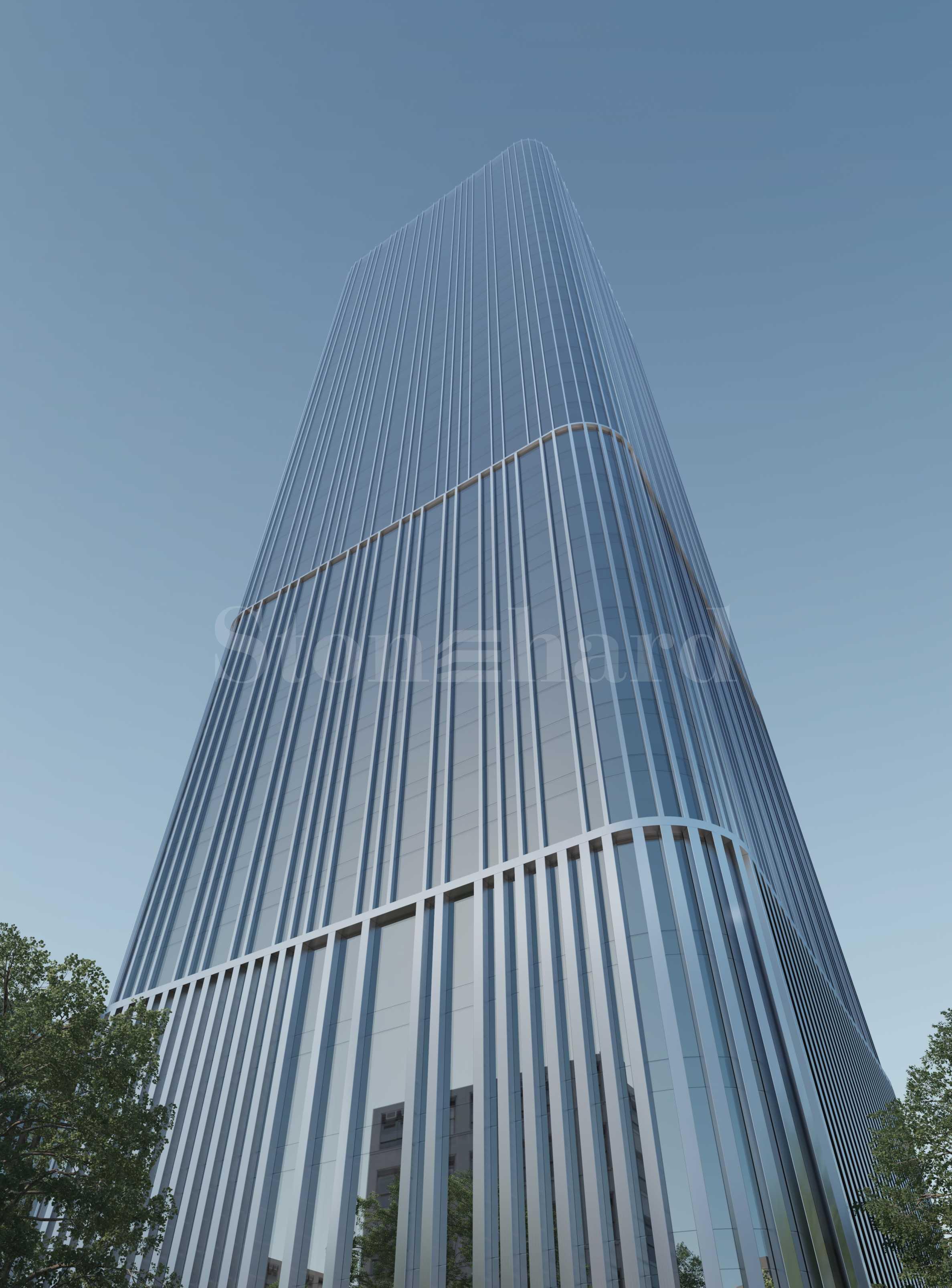 Предварителни продажби на апартаменти в новия небостъргач във Варна2 - Stonehard