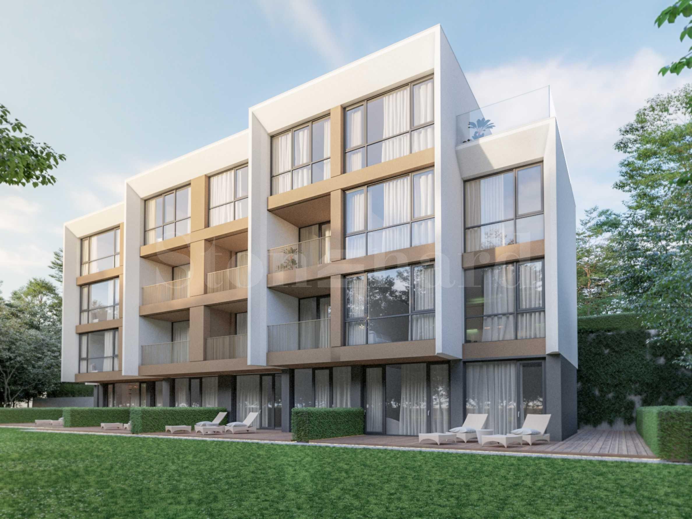 Апартаменти в бутикова сграда ново строителство в местност Траката2 - Stonehard